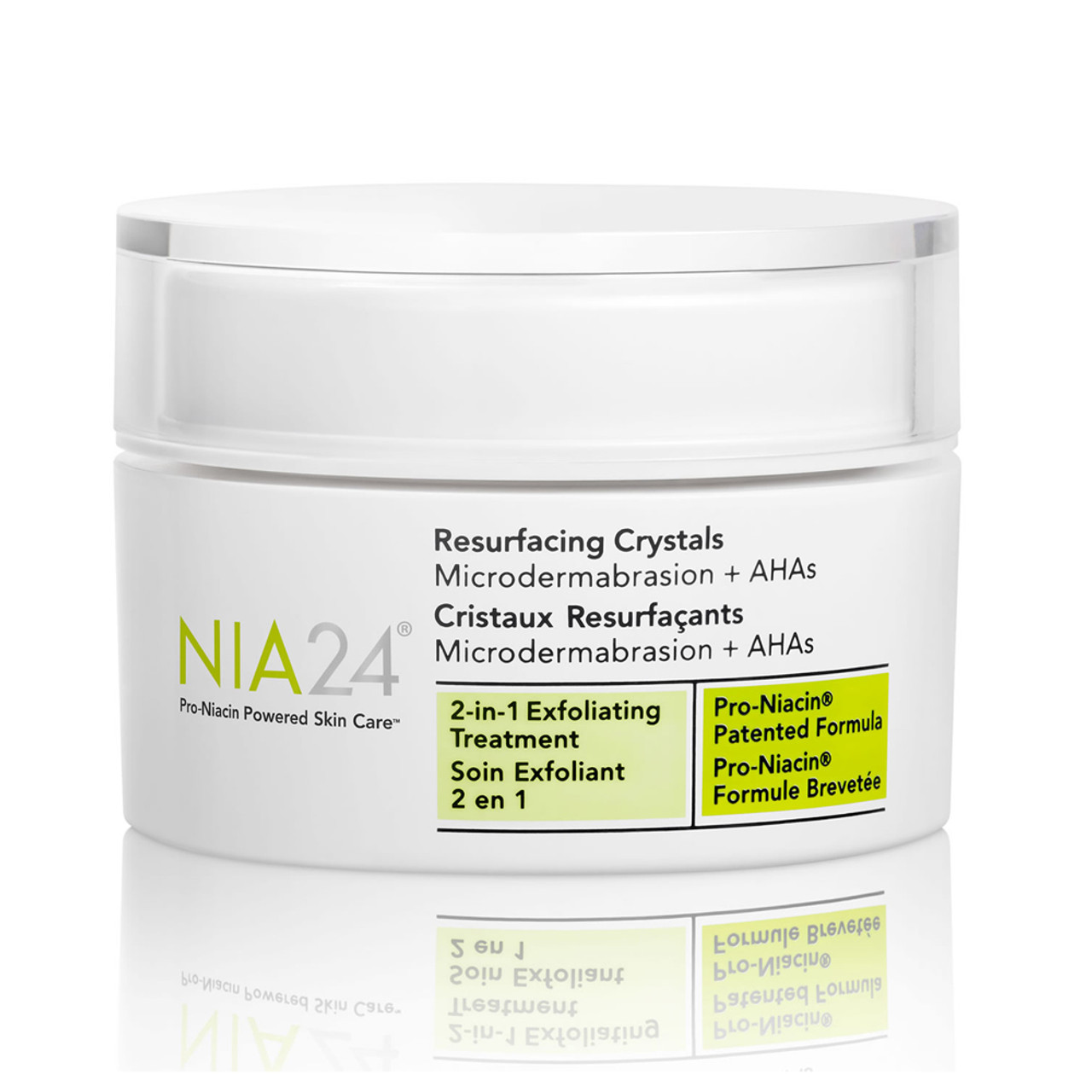 NIA24 Skin Resurfacing Crystals