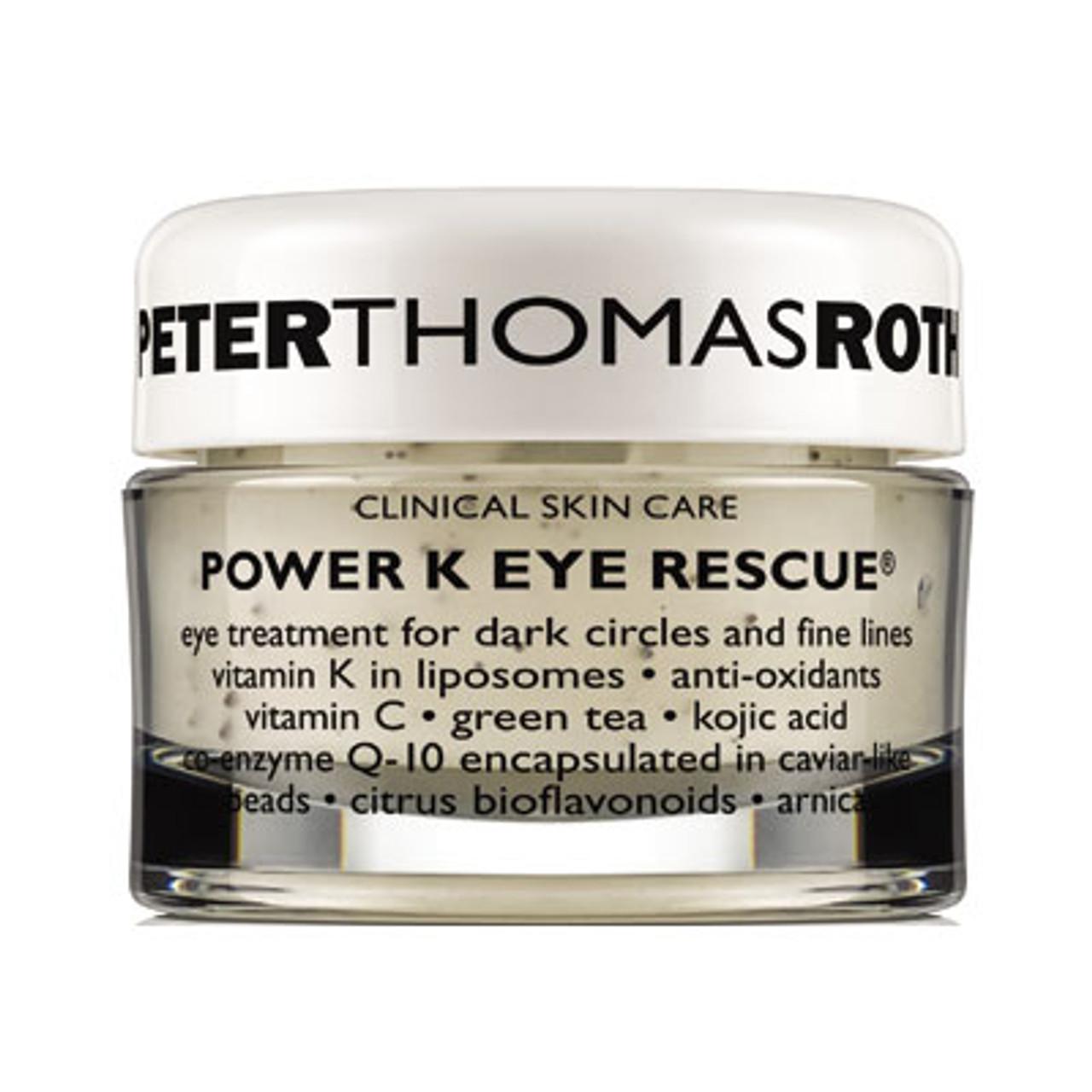Peter Thomas Roth Power K Eye Rescue (discontinued) BeautifiedYou.com