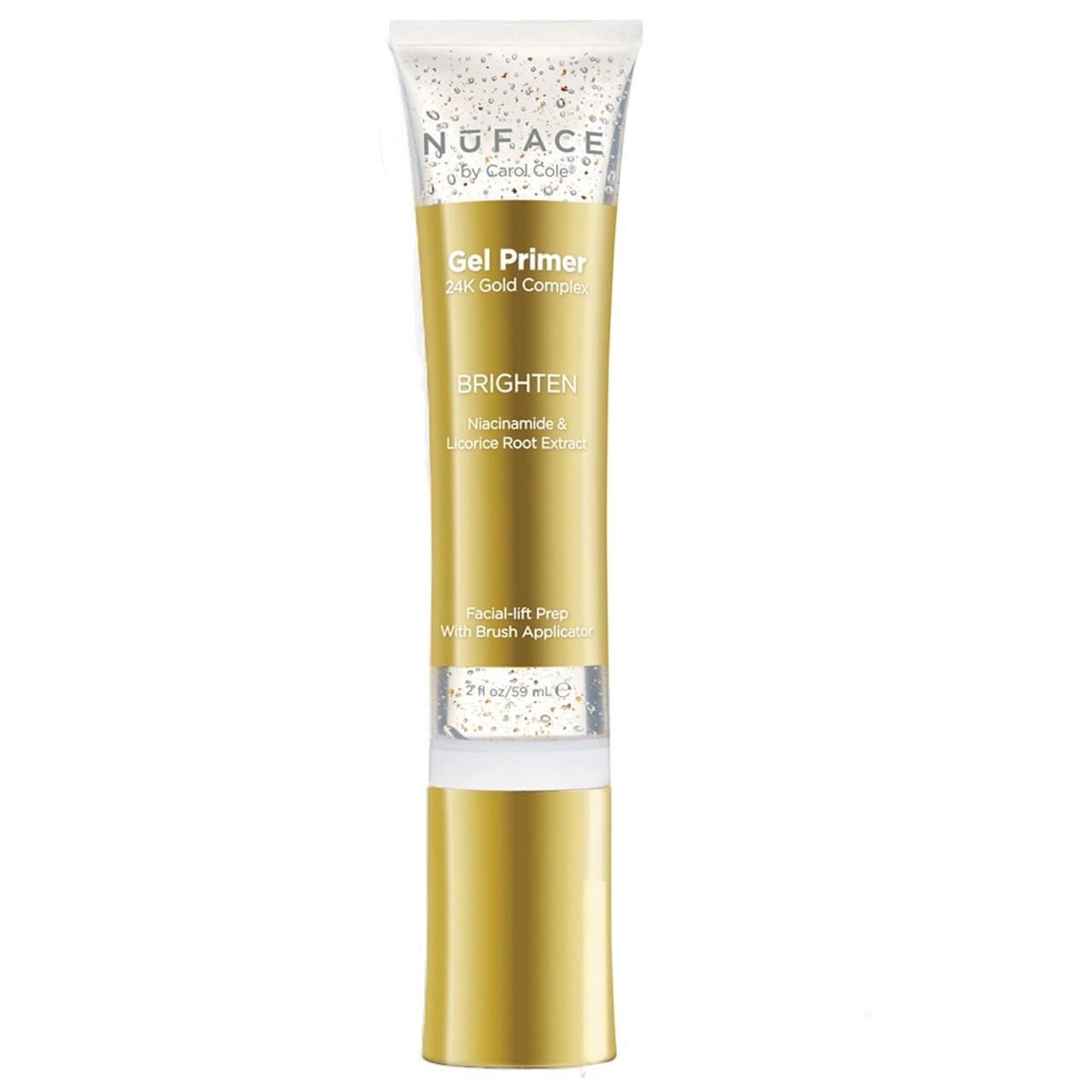 NuFACE Gel Primer 24K Gold Complex - BRIGHTEN