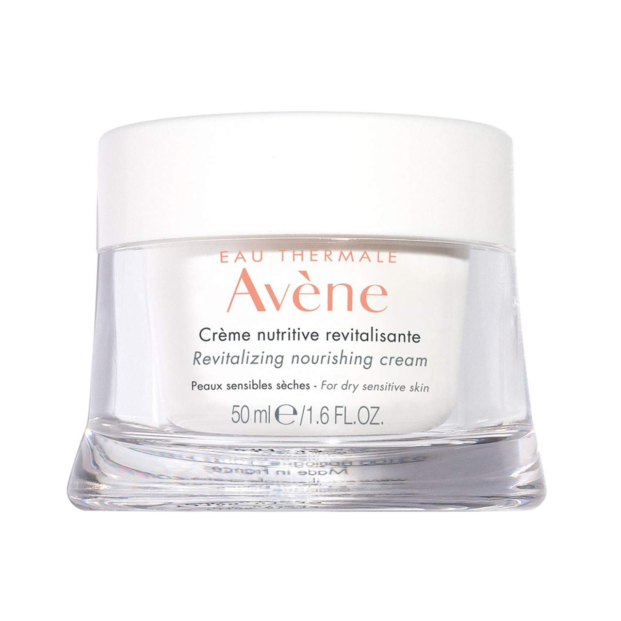 Avene Revitalizing Nourishing Cream BeautifiedYou.com