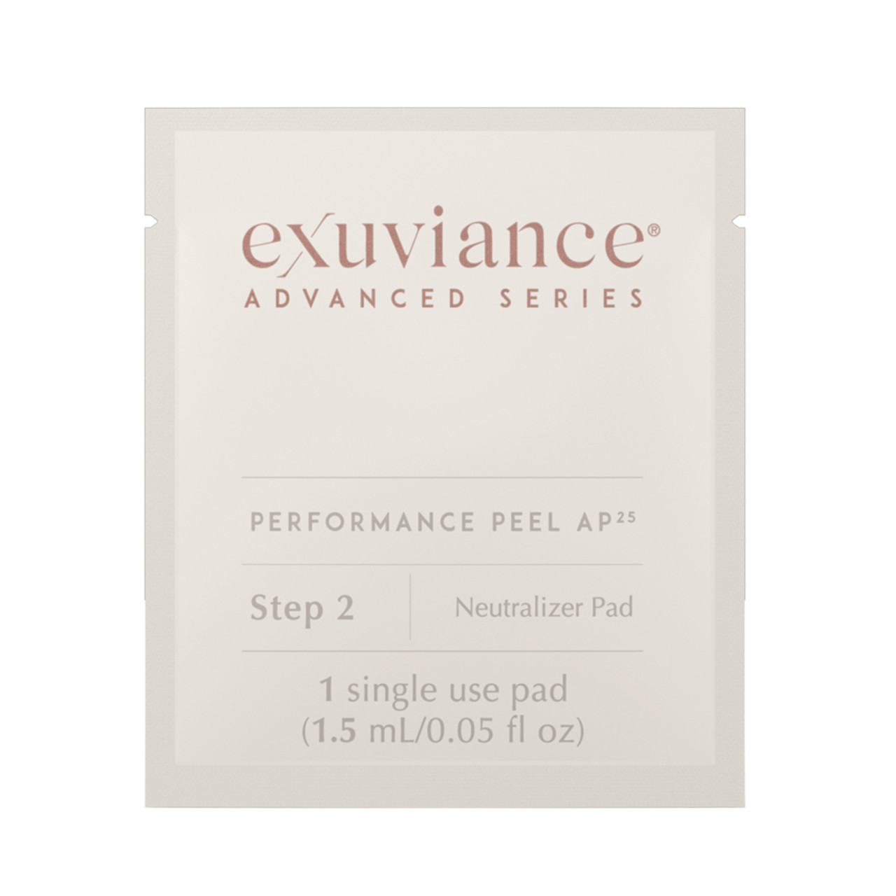 Exuviance Performance Peel AP25 ( 12 Peels)
