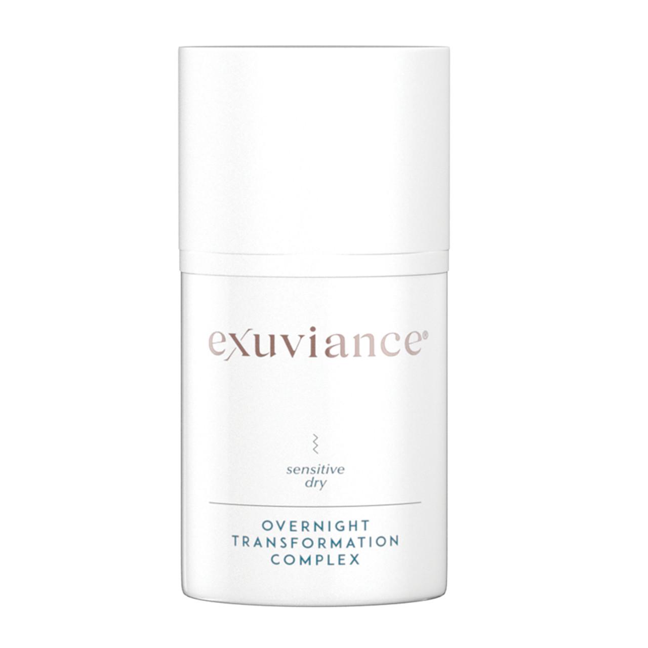 Exuviance Overnight Transformation Complex BeautifiedYou.com