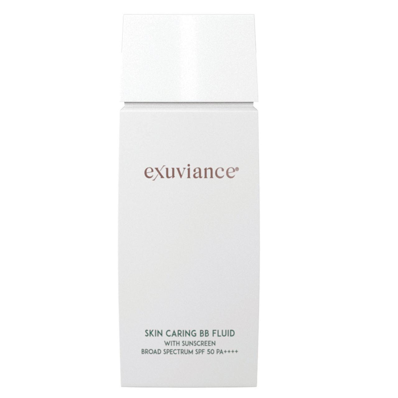 Exuviance Skin Caring BB Fluid SPF 50 BeautifiedYou.com