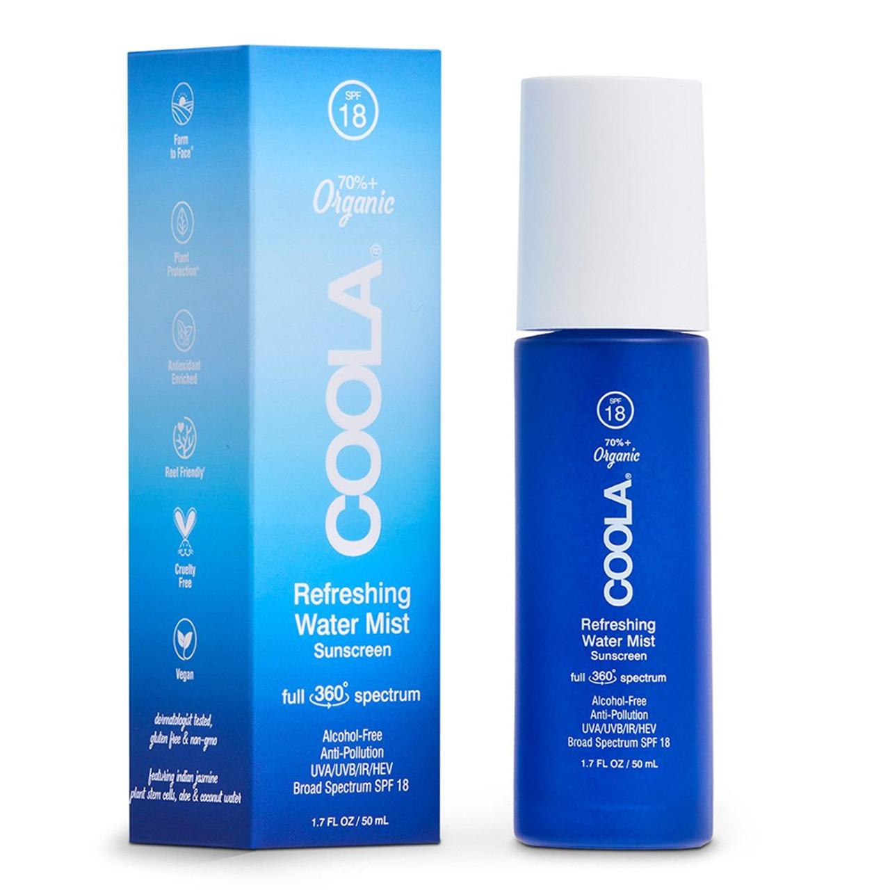 Coola Full Spectrum 360 SPF18 Refreshing Water Mist Sunscreen