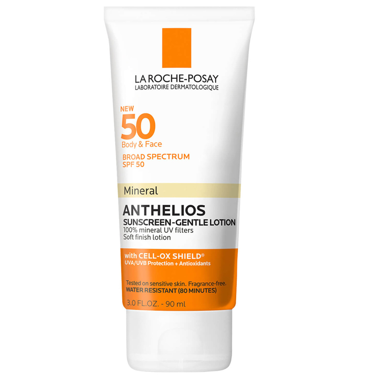 La Roche Posay Anthelios SPF 50 Mineral Sunscreen - Gentle Lotion
