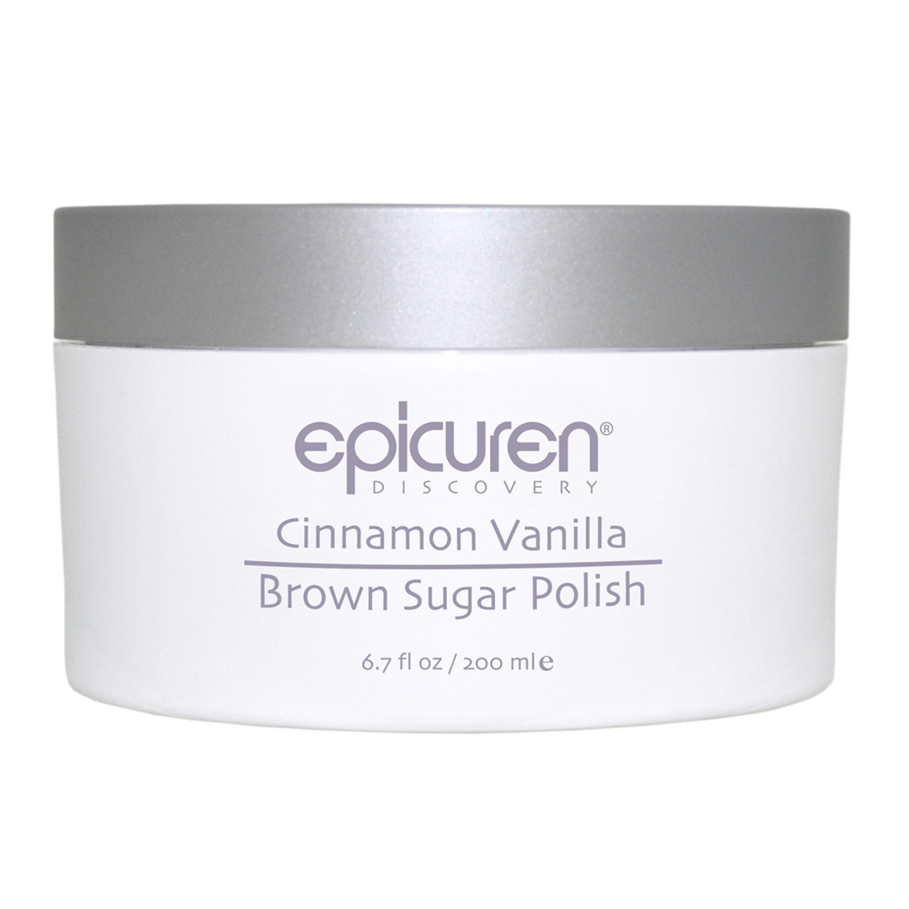 epicuren Discovery Cinnamon Vanilla Brown Sugar Body Polish