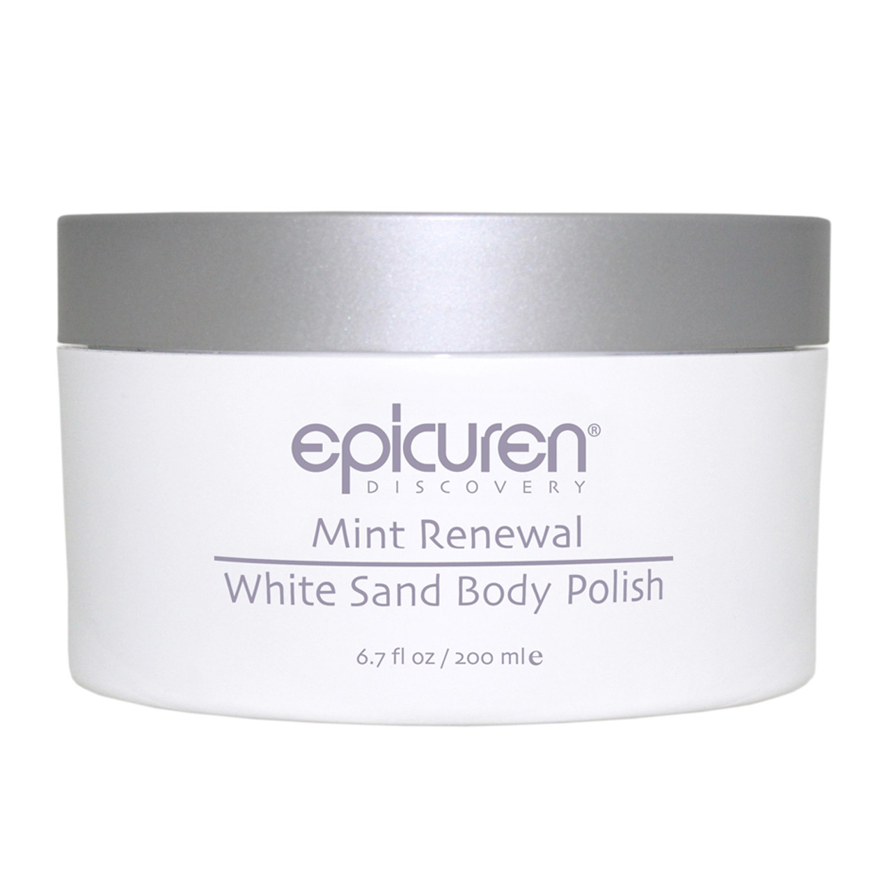 epicuren Discovery Mint Renewal White Sand Body Polish
