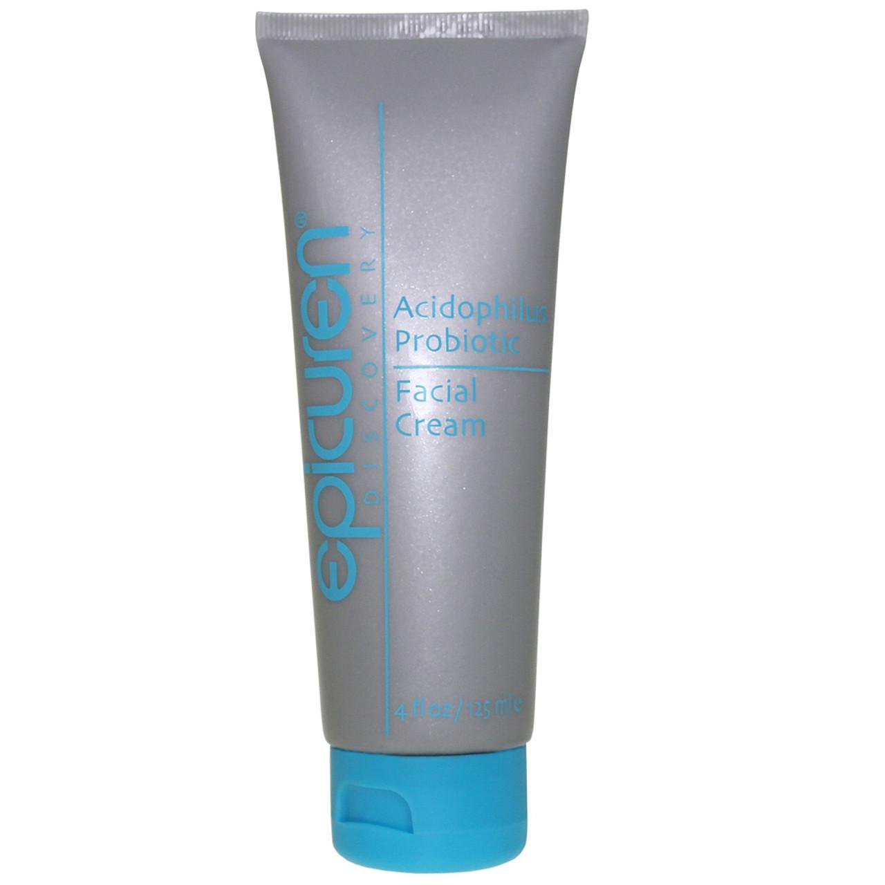 epicuren Discovery Acidophilus Probiotic Facial Cream 2.5 oz
