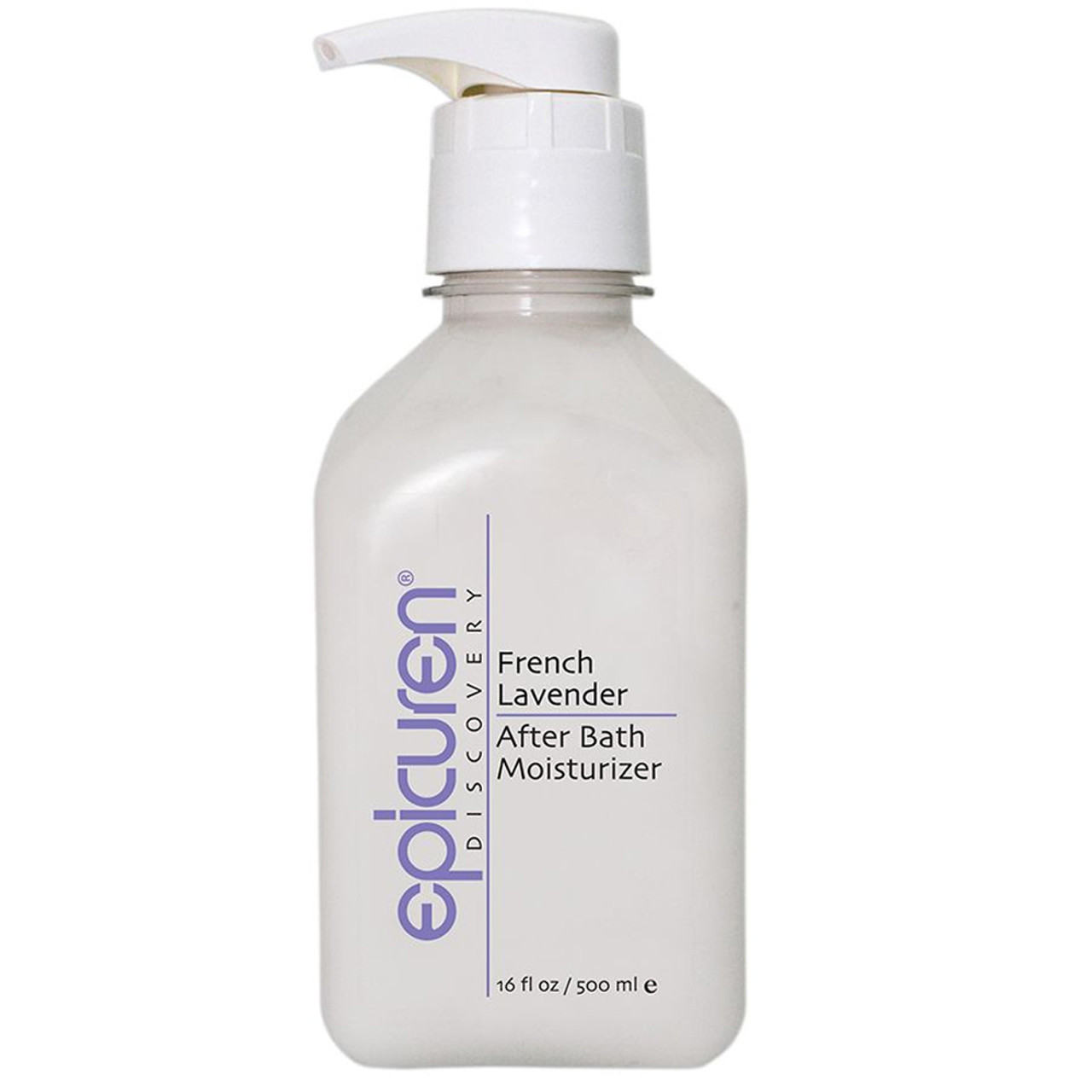 epicuren Discovery French Lavender After Bath Moisturizer 8 oz