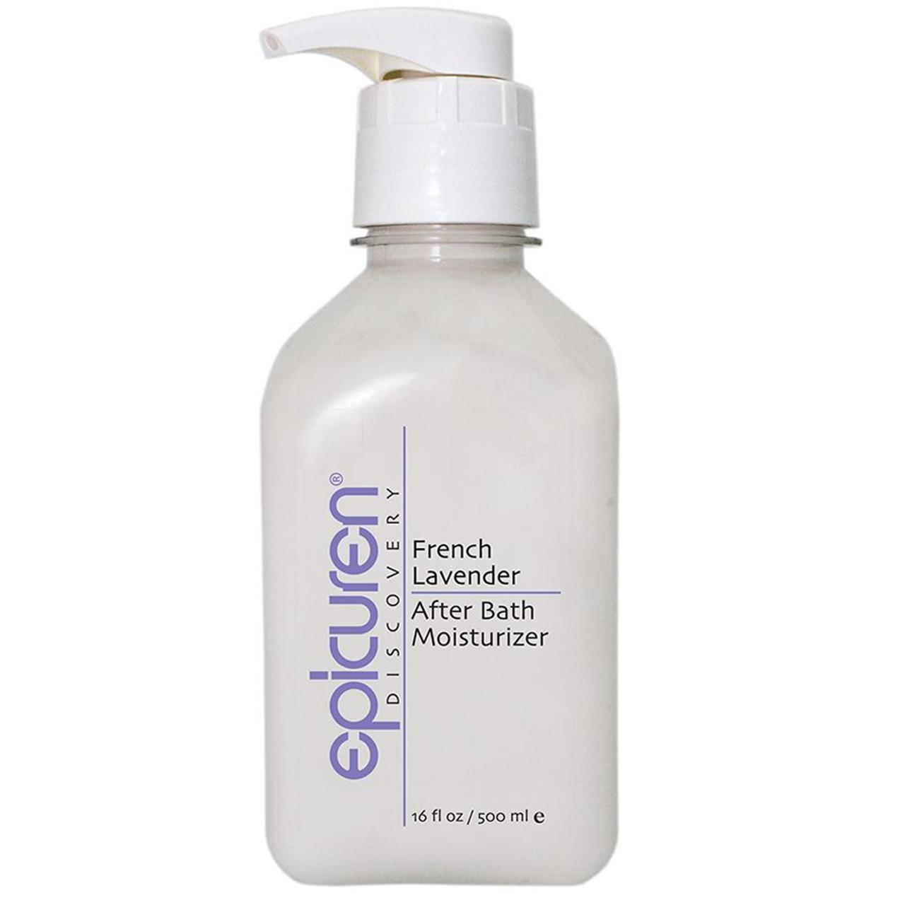 epicuren Discovery French Lavender After Bath Moisturizer 8 oz