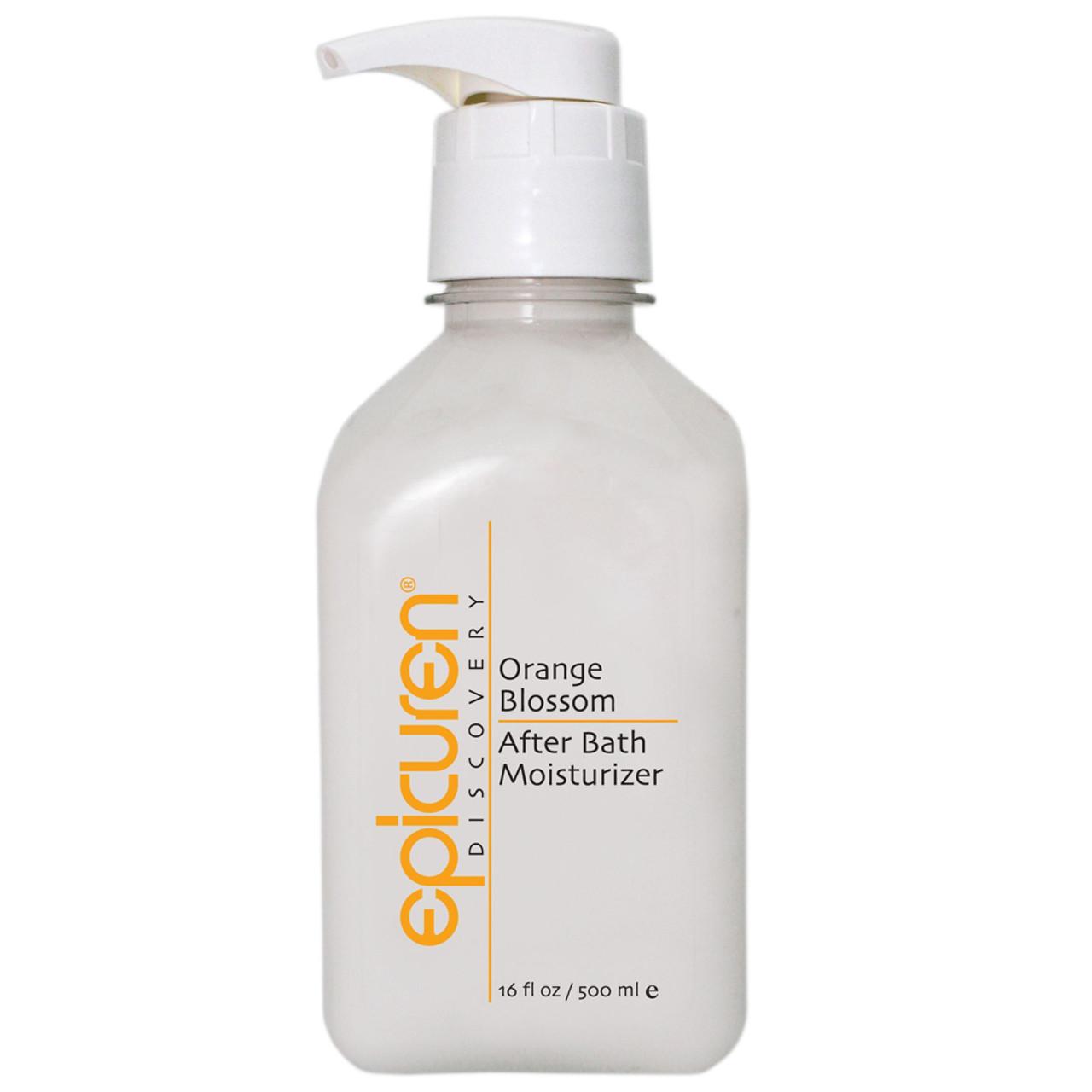 epicuren Discovery Orange Blossom After Bath Moisturizer 8 oz