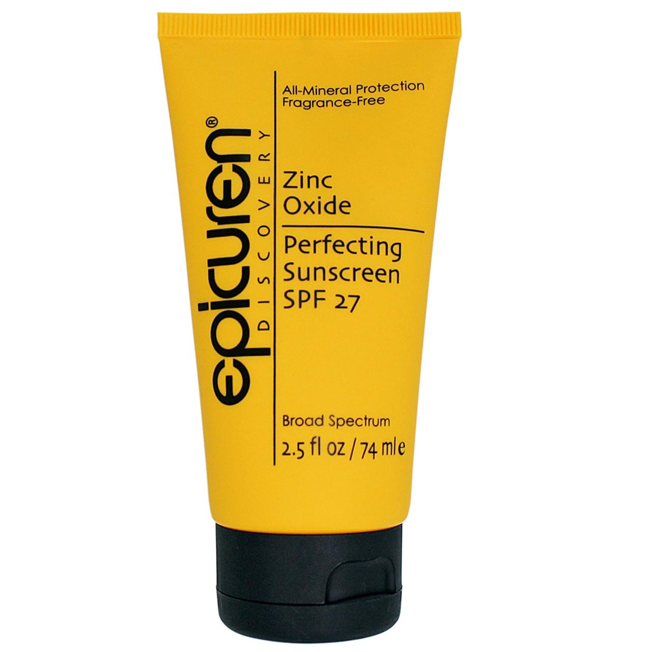 epicuren Discovery Zinc Oxide Perfecting Sunscreen SPF 27