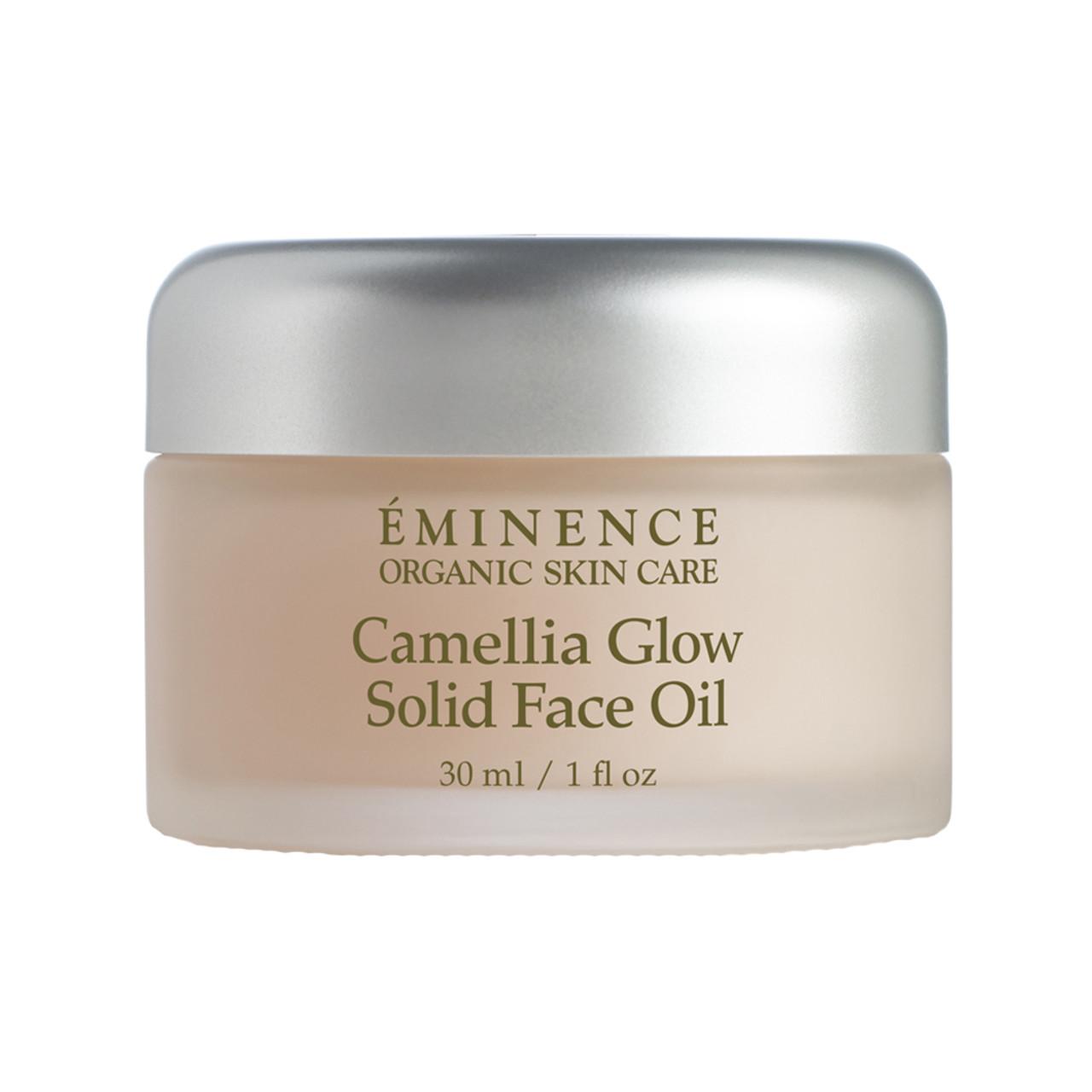 Eminence Camellia Glow Solid Face Oil BeautifiedYou.com
