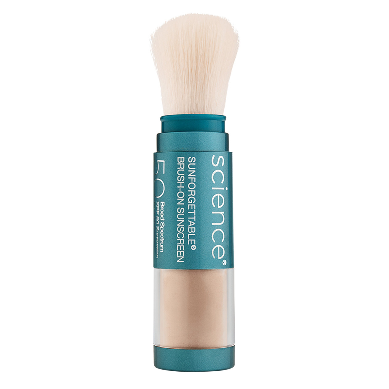 Colorescience Sunforgettable Total Protection Sheer Matte Sunscreen Brush SPF 30