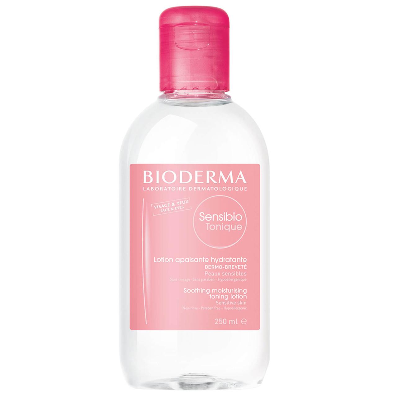 Bioderma Sensibio Tonic Lotion BeautifiedYou.com