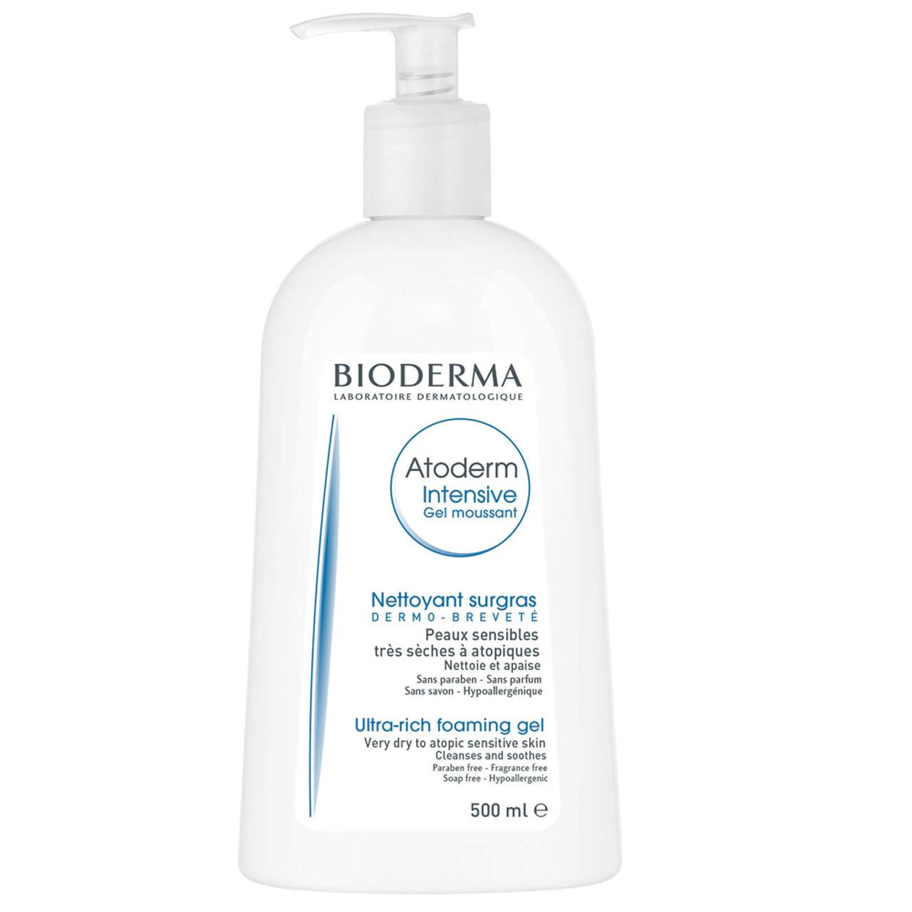 Bioderma Atoderm Intensive Foaming Gel 500mL