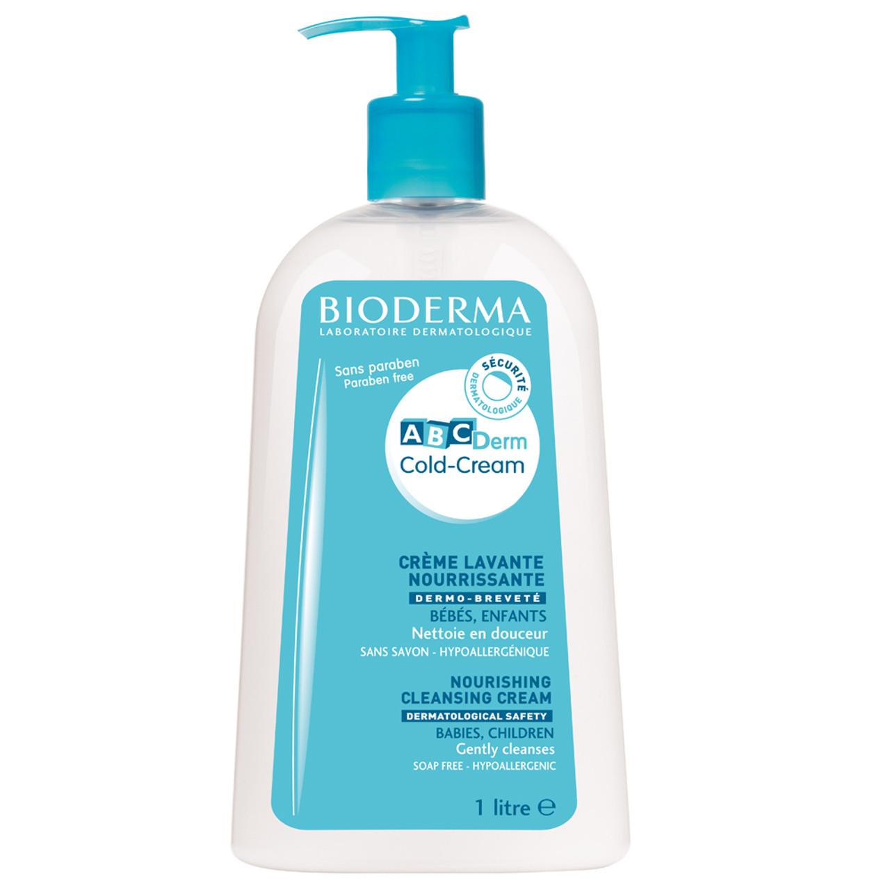 Bioderma ABCDerm Cold Cream Cleansing Cream