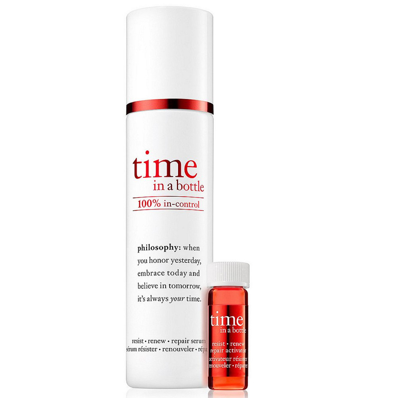 philosophy Time in a Bottle Age-Defying Vitamin C Serum BeautifiedYou.com