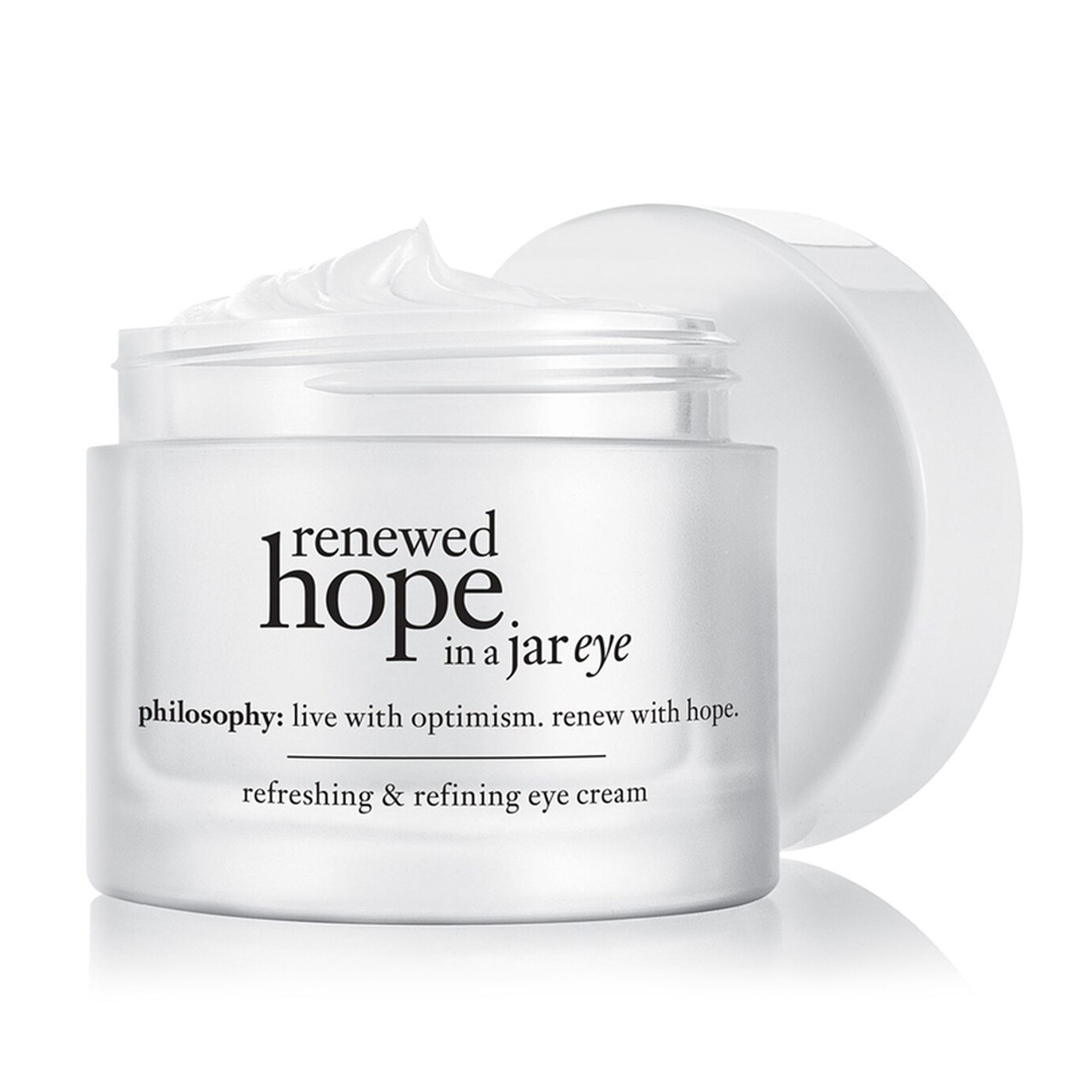 philosophy Renewed Hope in a Jar Refreshing & Refining Eye Cream BeautifiedYou.com