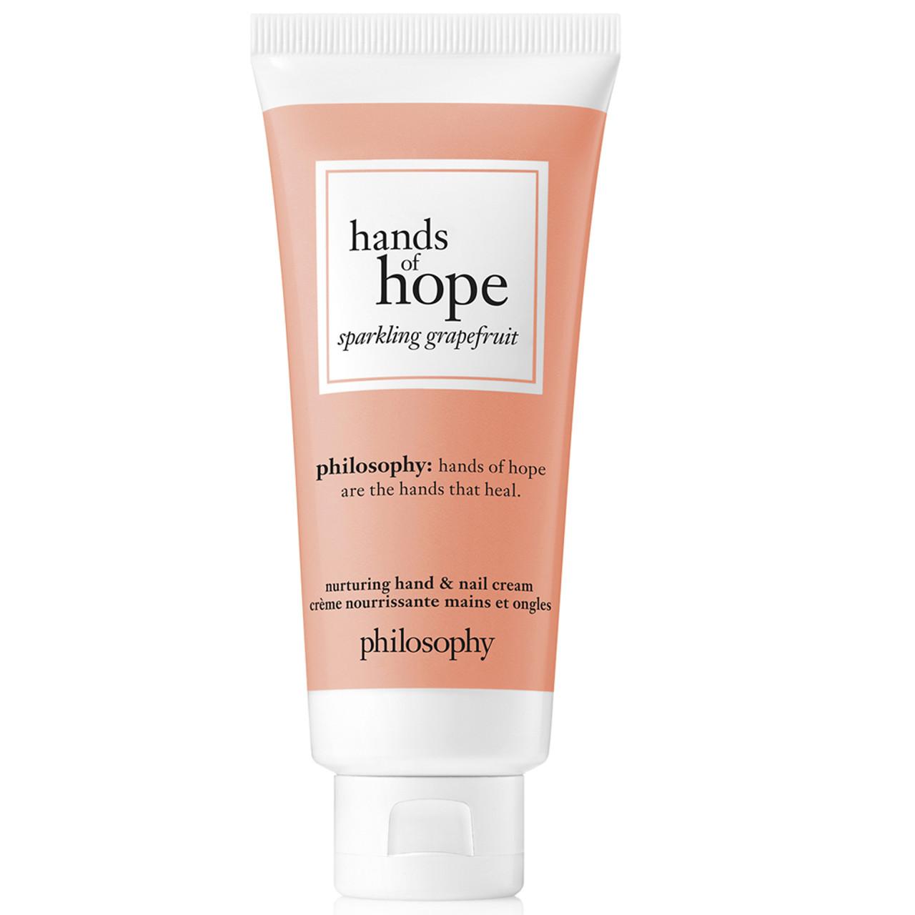 philosophy Hands of Hope Hand Cream BeautifiedYou.com