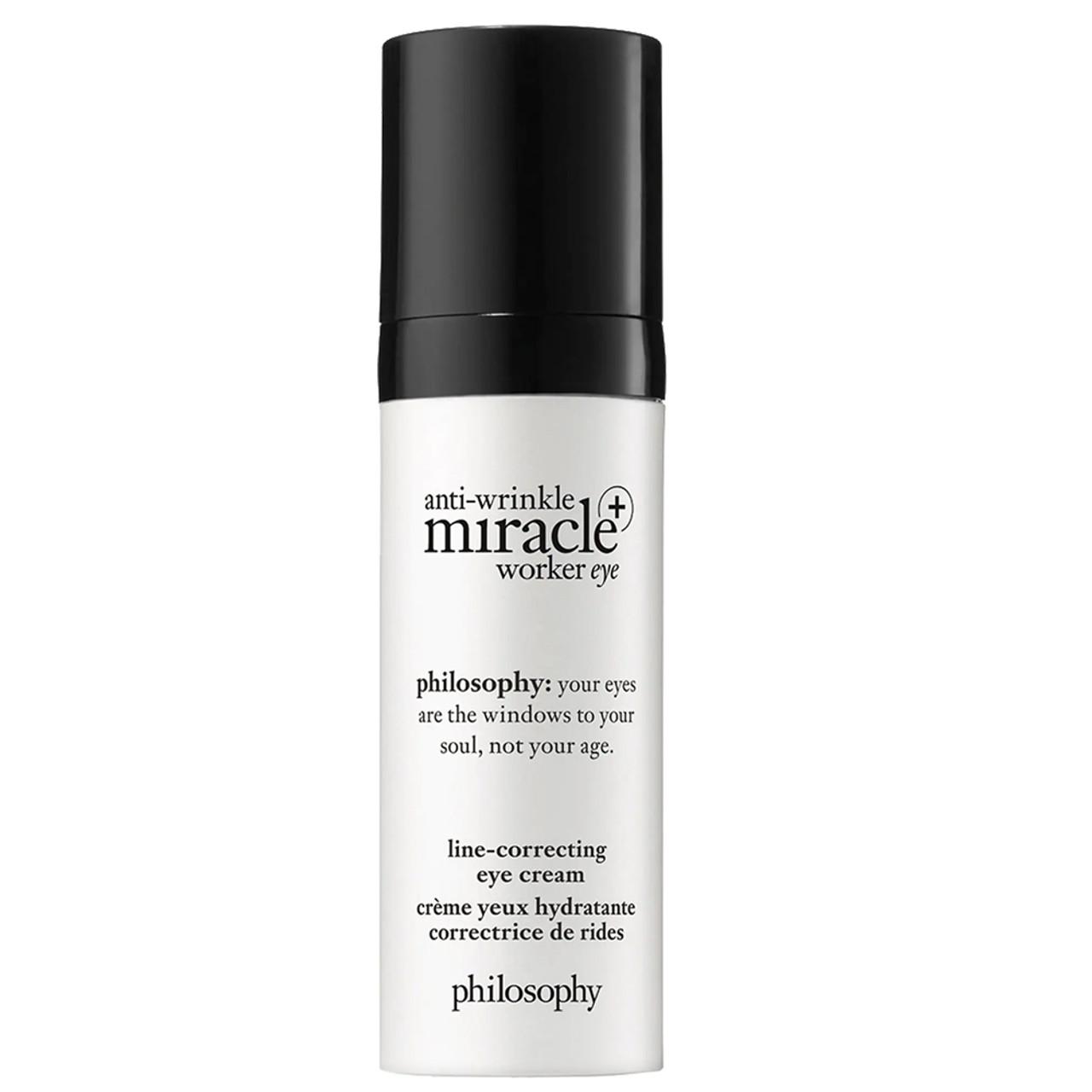 philosophy Anti-Wrinkle Miracle Worker+ Line Correcting Eye Cream