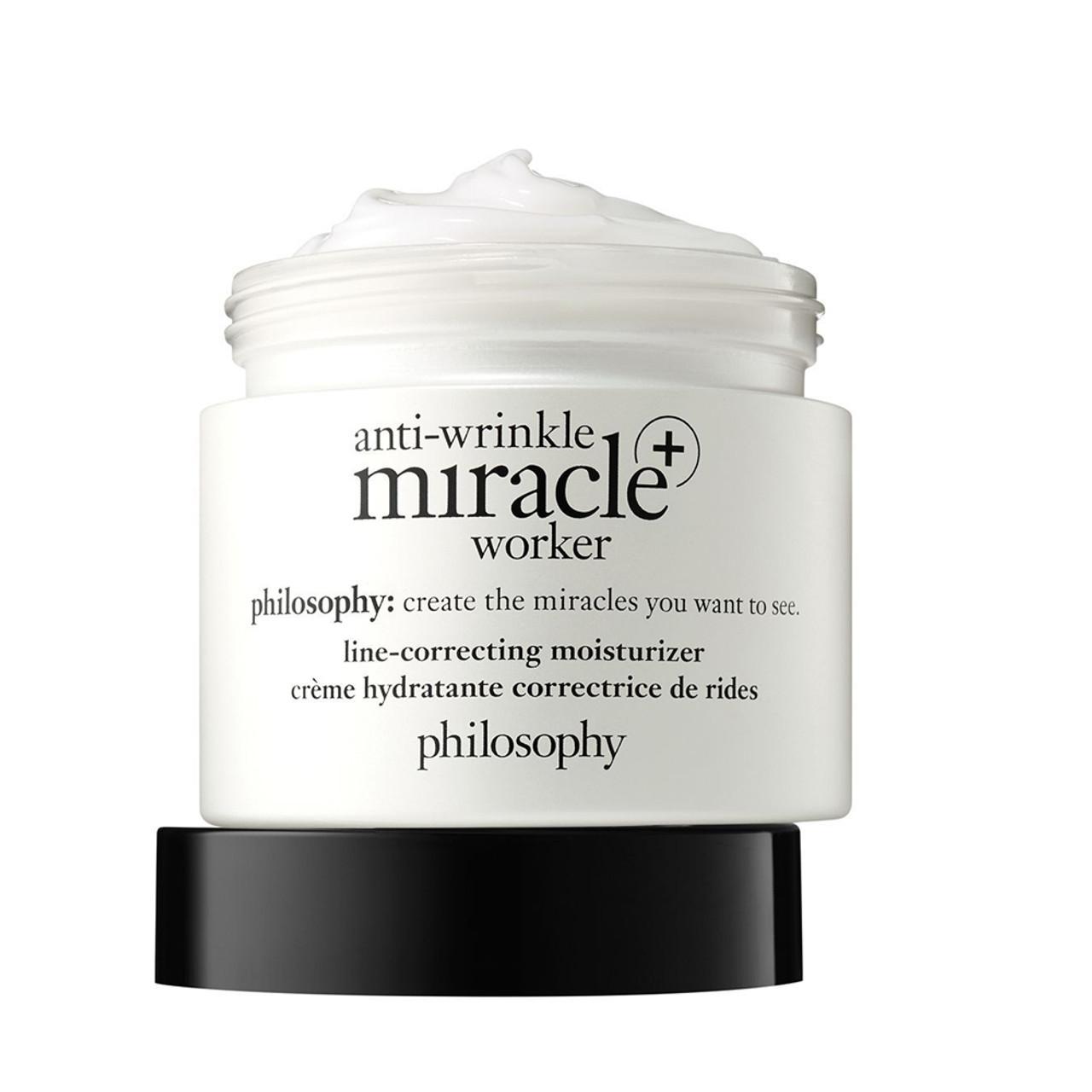 philosophy Anti-Wrinkle Miracle Worker+ Line Correcting Moisturizer BeautifiedYou.com