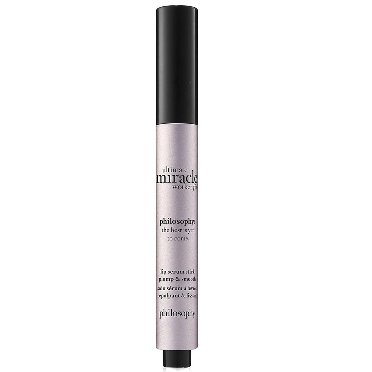 philosophy Ultimate Miracle Worker Lip Fix Serum Stick BeautifiedYou.com