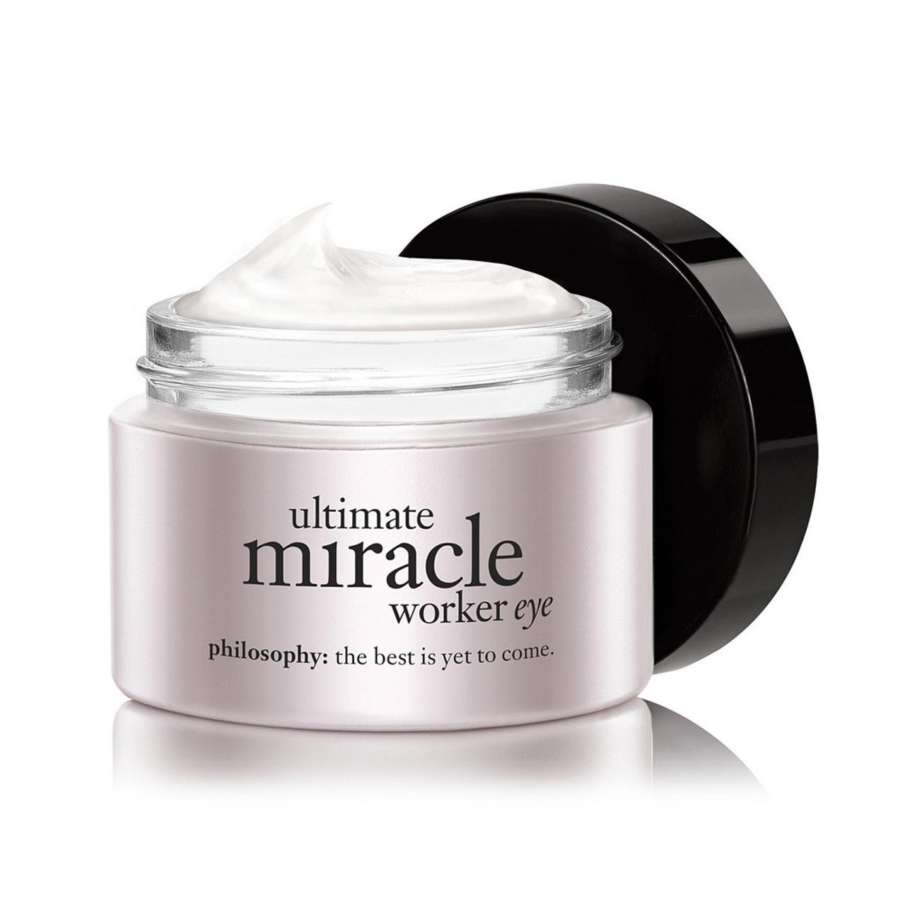 philosophy Ultimate Miracle Worker Multi-Rejuvenating Eye Cream SPF 15