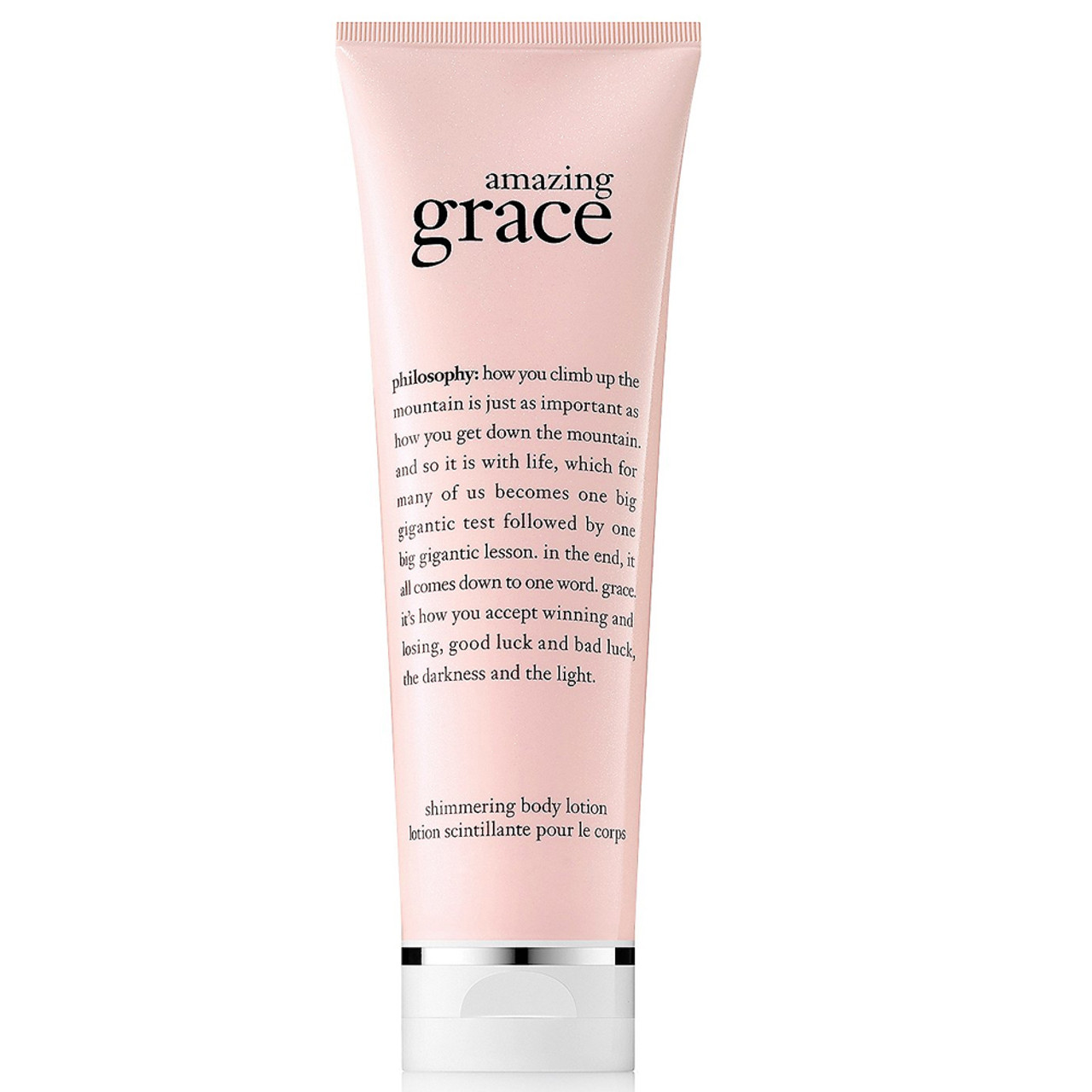 philosophy Amazing Grace Shimmering Body Lotion