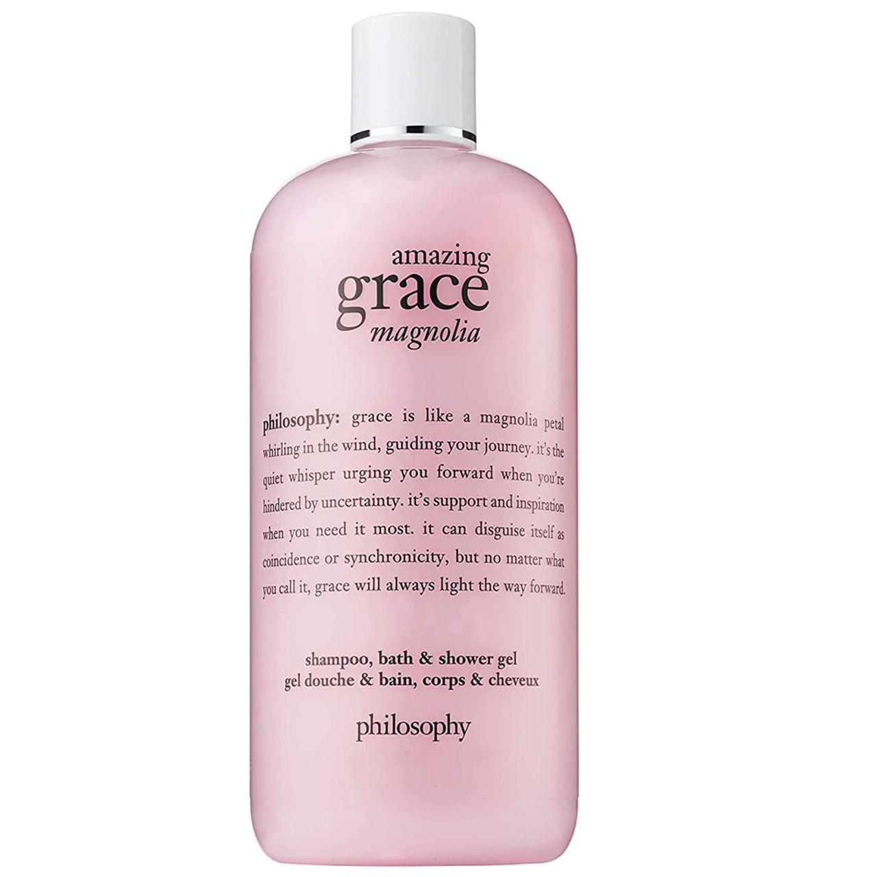 philosophy Amazing Grace Magnolia Shower Gel BeautifiedYou.com