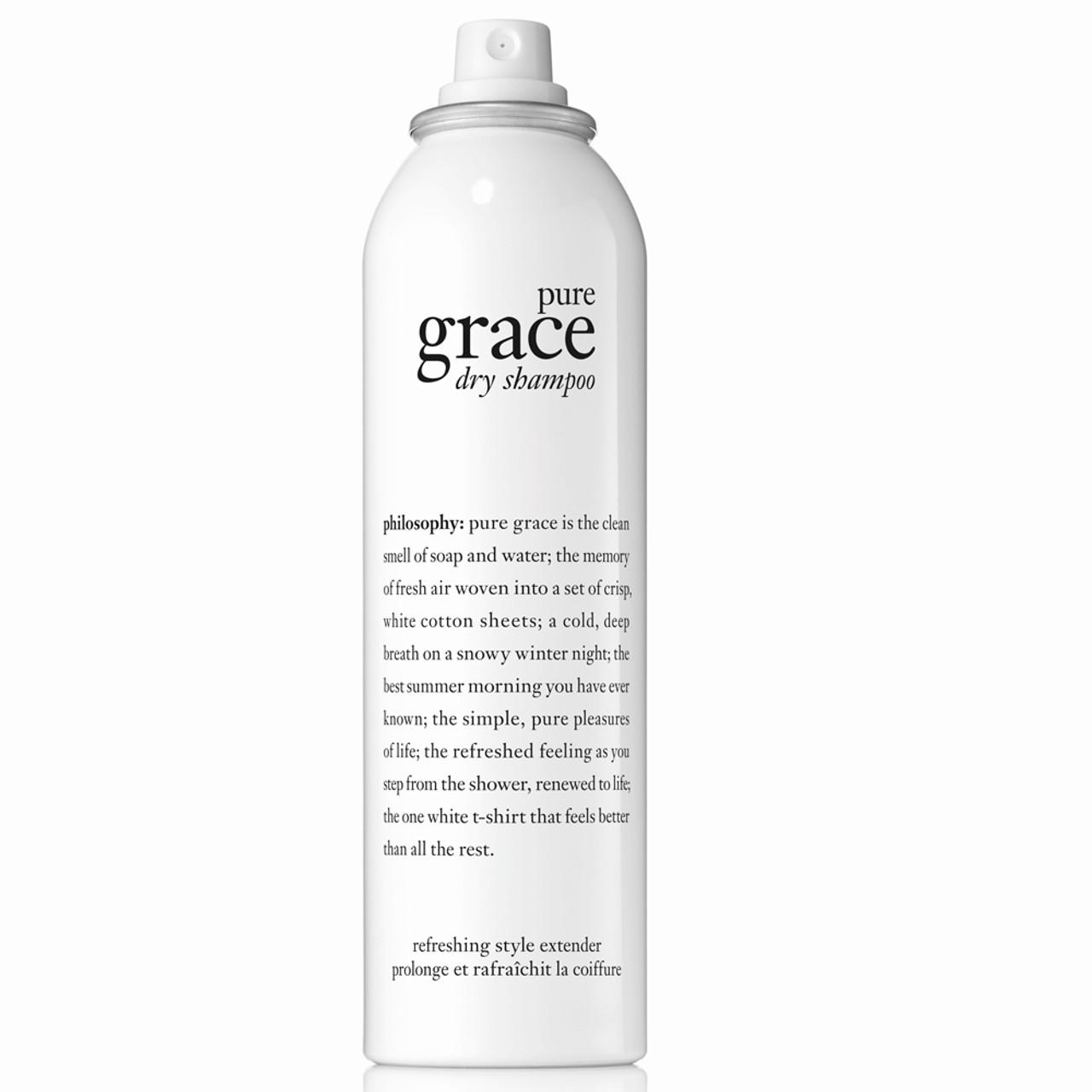 philosophy Pure Grace Dry Shampoo BeautifiedYou.com