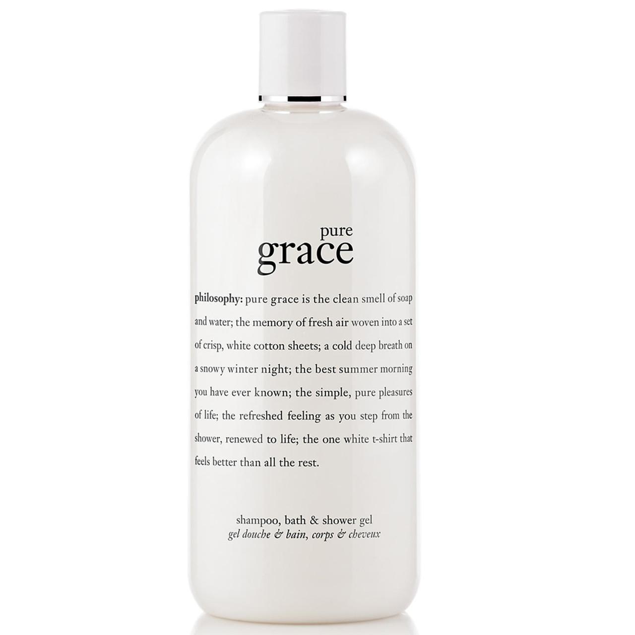 philosophy Pure Grace Shower Gel