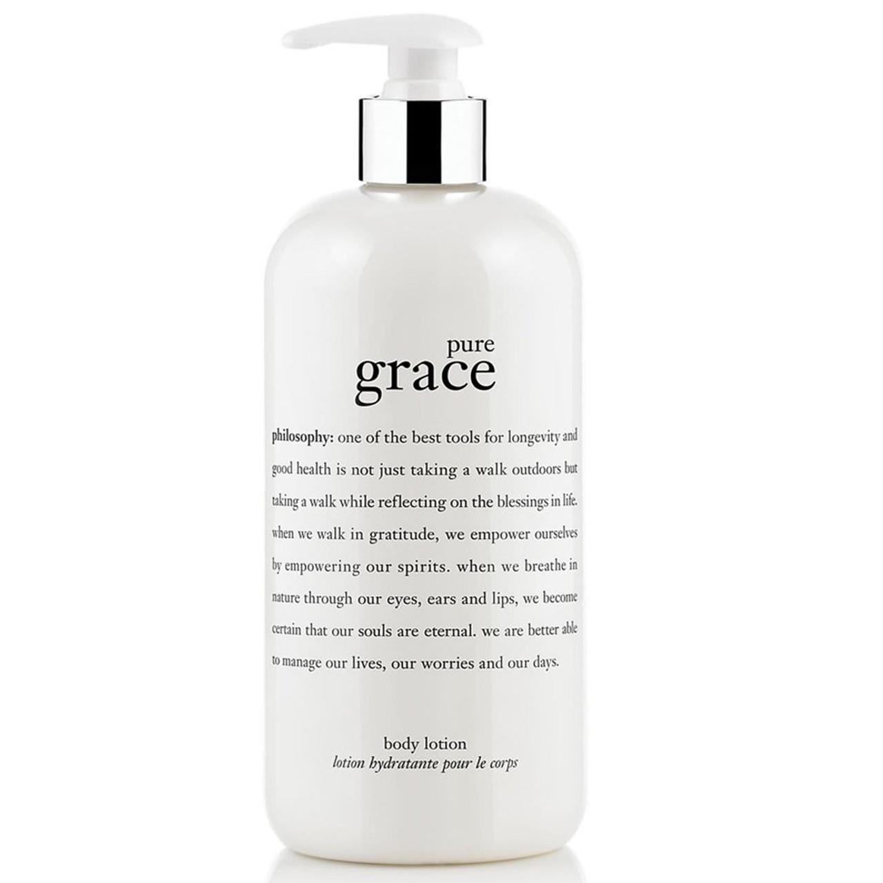 philosophy Pure Grace Body Lotion BeautifiedYou.com