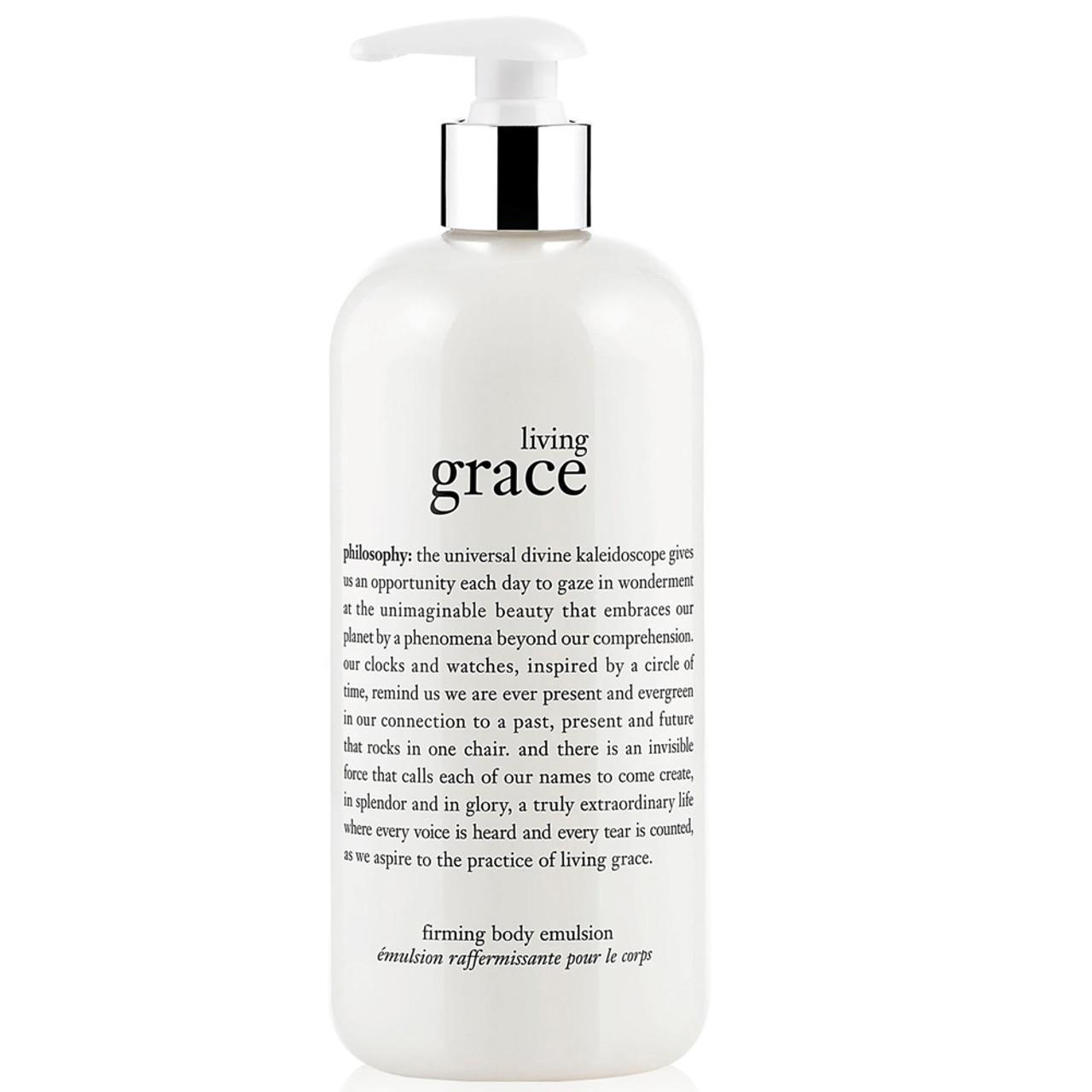 philosophy Living Grace Firming Body Emulsion