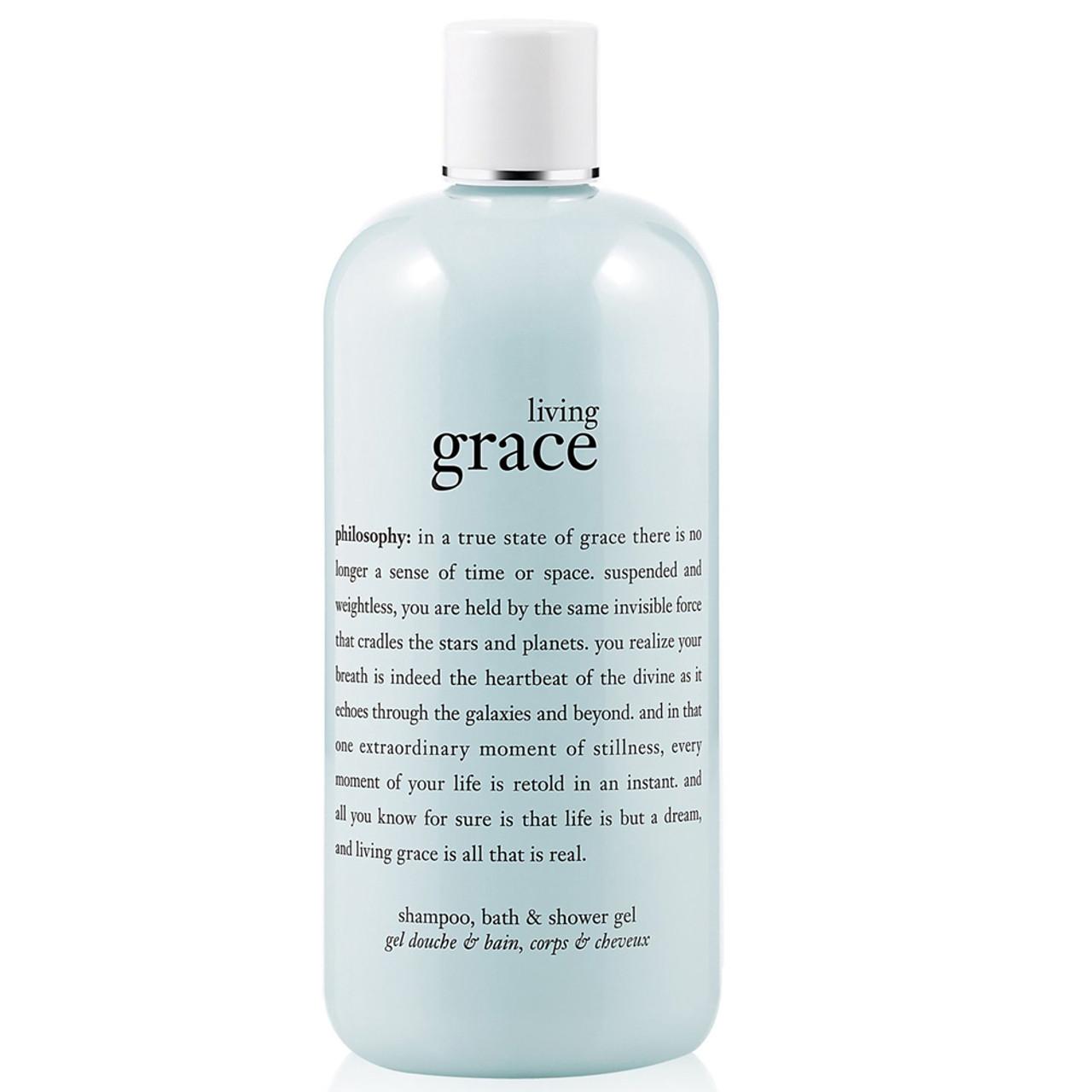 philosophy Living Grace Shower Gel BeautifiedYou.com