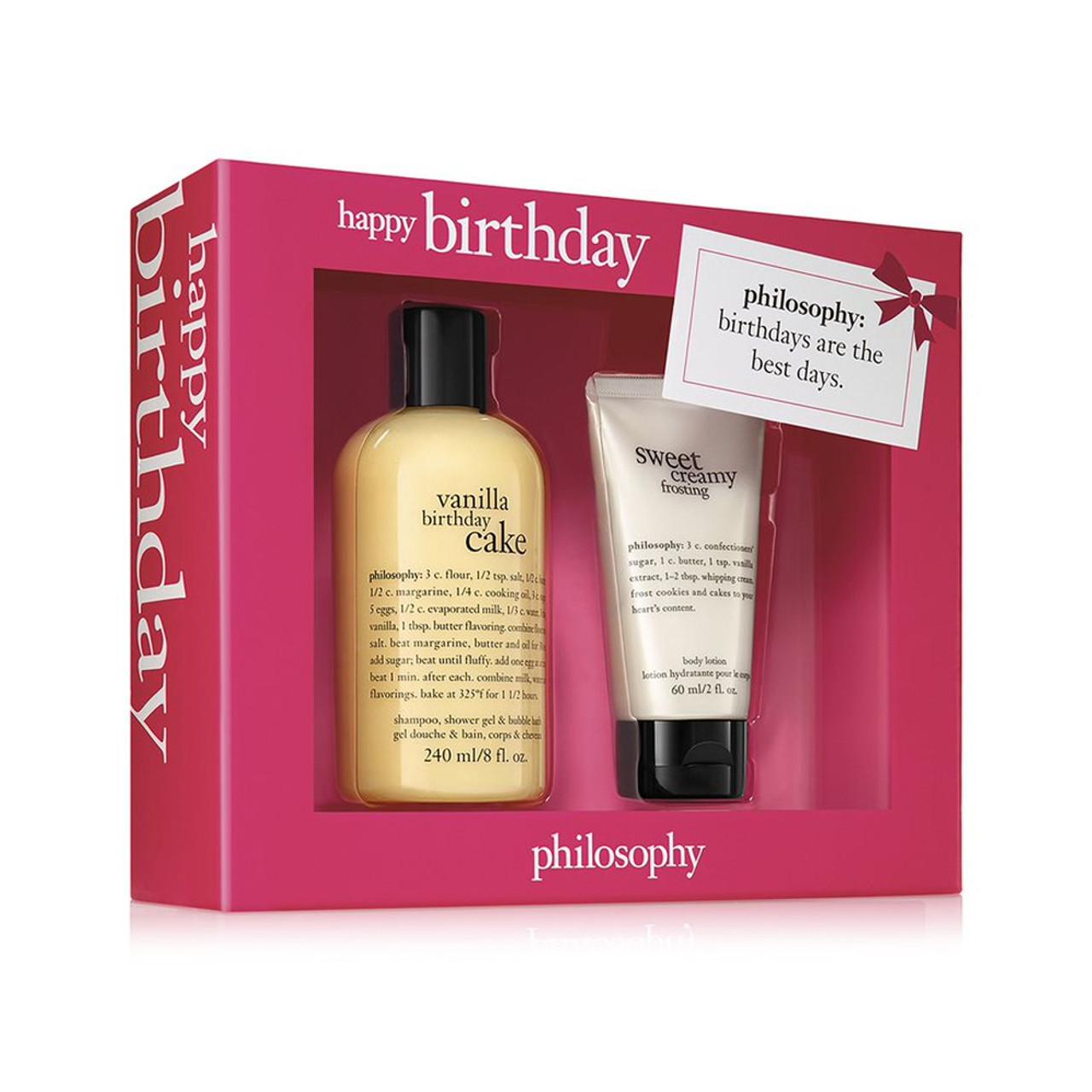 philosophy Happy Birthday Set BeautifiedYou.com