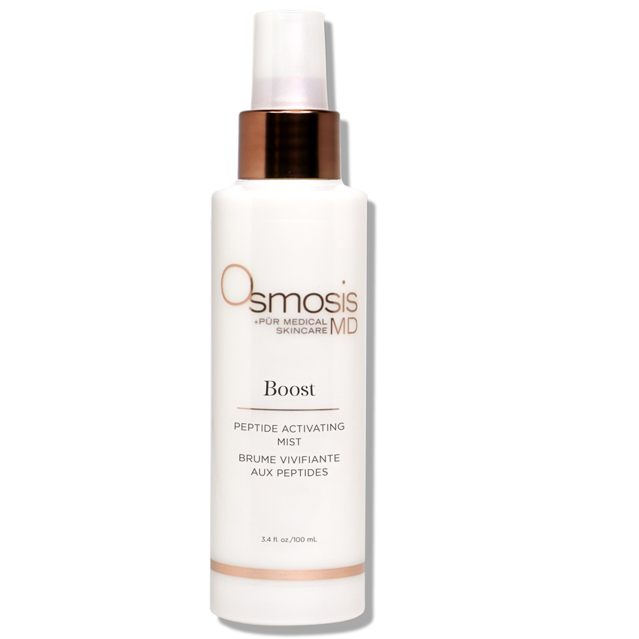 Osmosis +Skincare MD Boost - Peptide Activating Mist BeautifiedYou.com