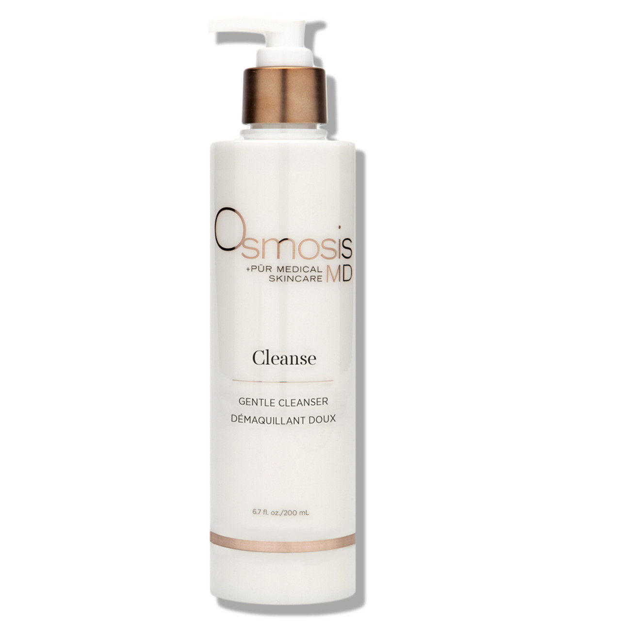 Osmosis +Skincare MD Cleanse - Gentle Cleanser BeautifiedYou.com