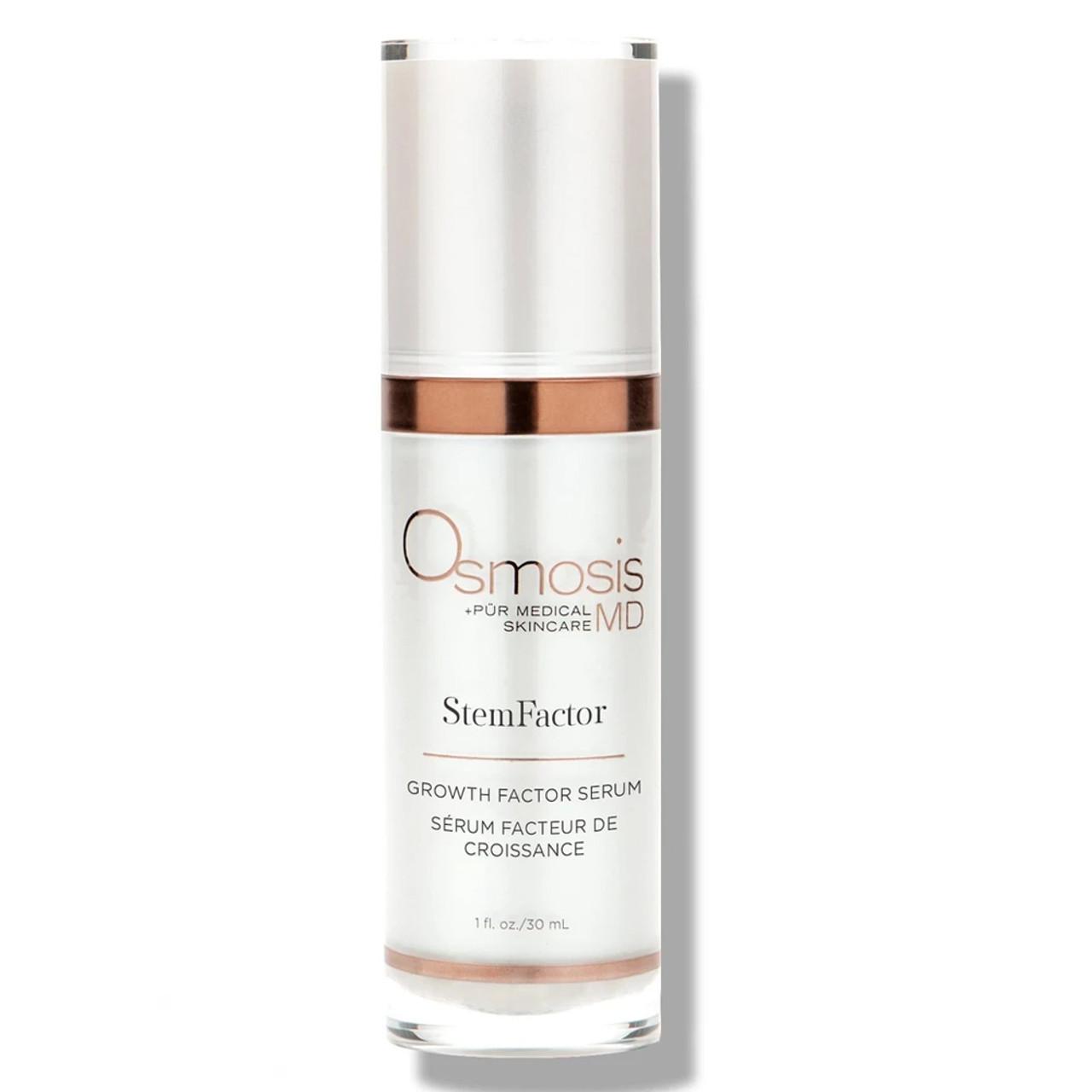 Osmosis +Skincare MD StemFactor - Growth Factor Serum BeautifiedYou.com