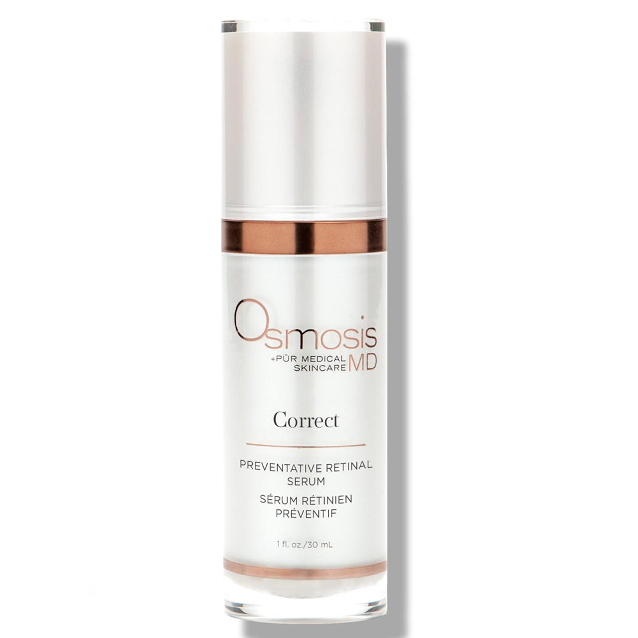 Osmosis +Skincare MD Correct - Preventative Retinal Serum BeautifiedYou.com