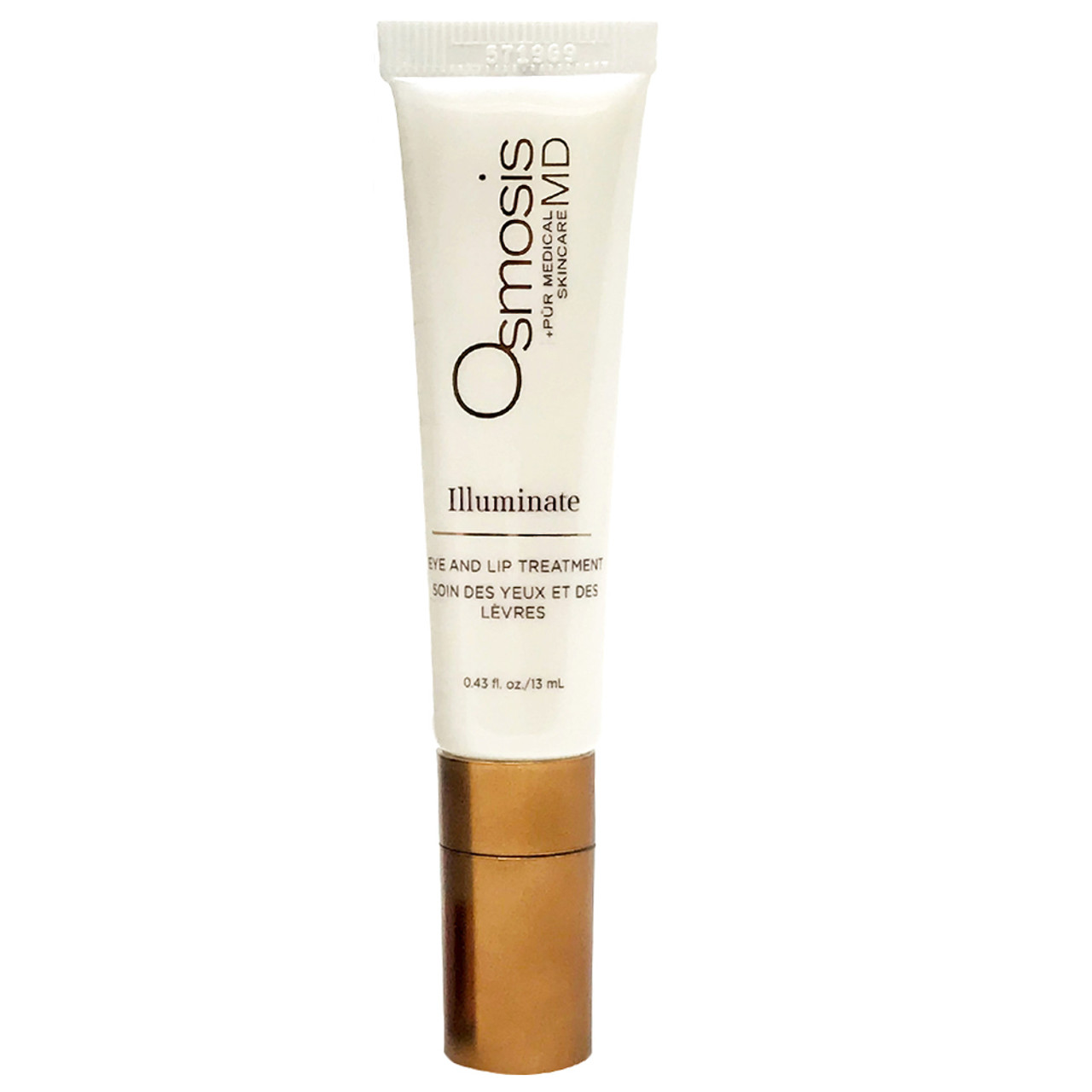 Osmosis +Skincare MD Illuminate - Eye & Lip Treatment