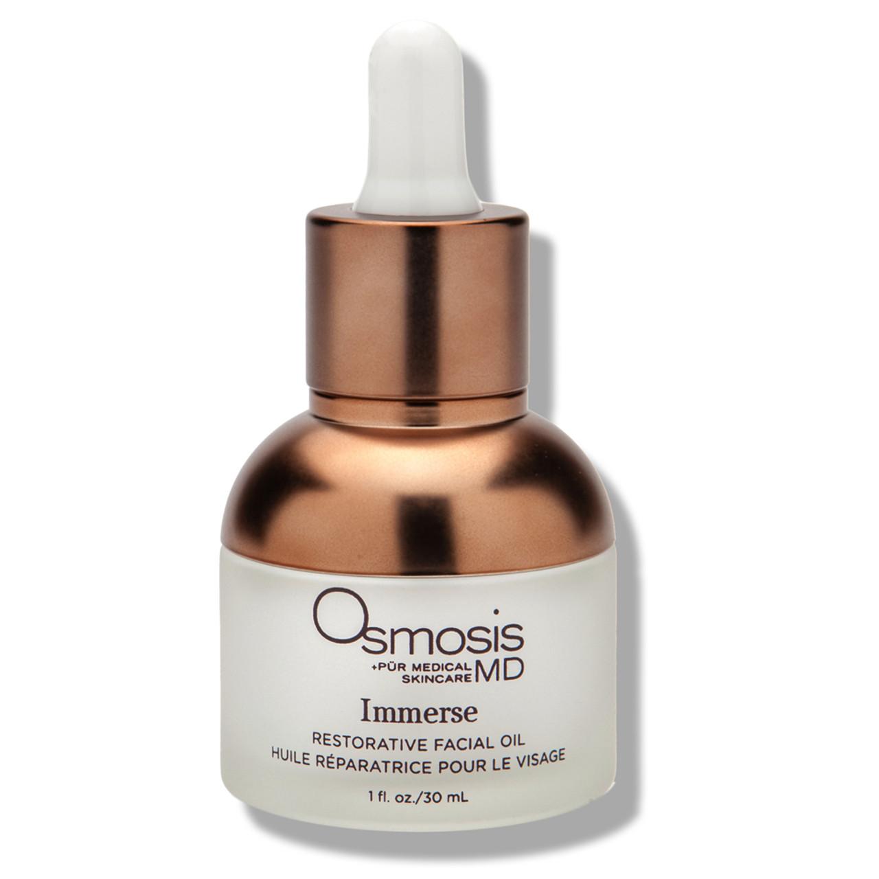 Osmosis +Skincare MD Immerse - Restorative Facial Oil BeautifiedYou.com