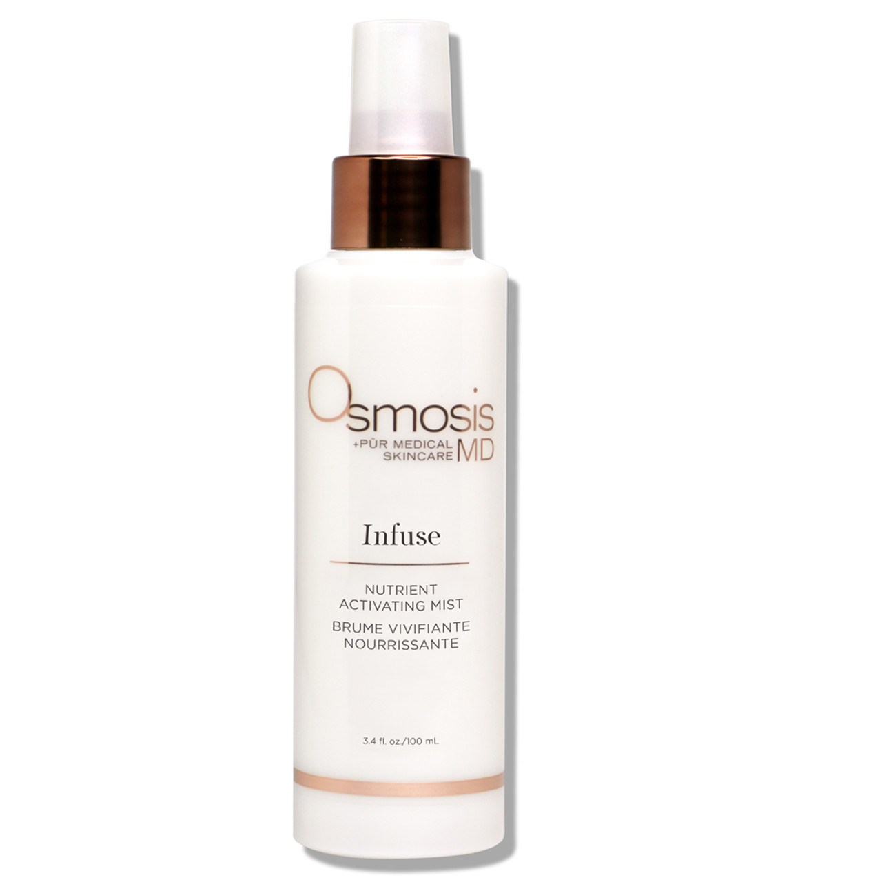 Osmosis +Skincare MD Infuse - Nutrient Activating Mist BeautifiedYou.com