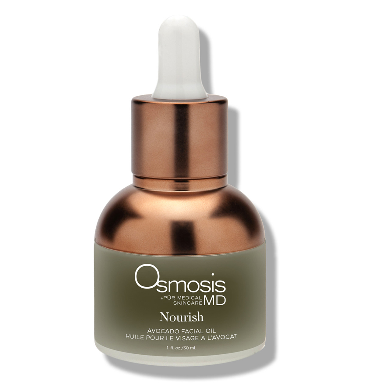 Osmosis +Skincare MD Nourish - Avocado Facial Oil