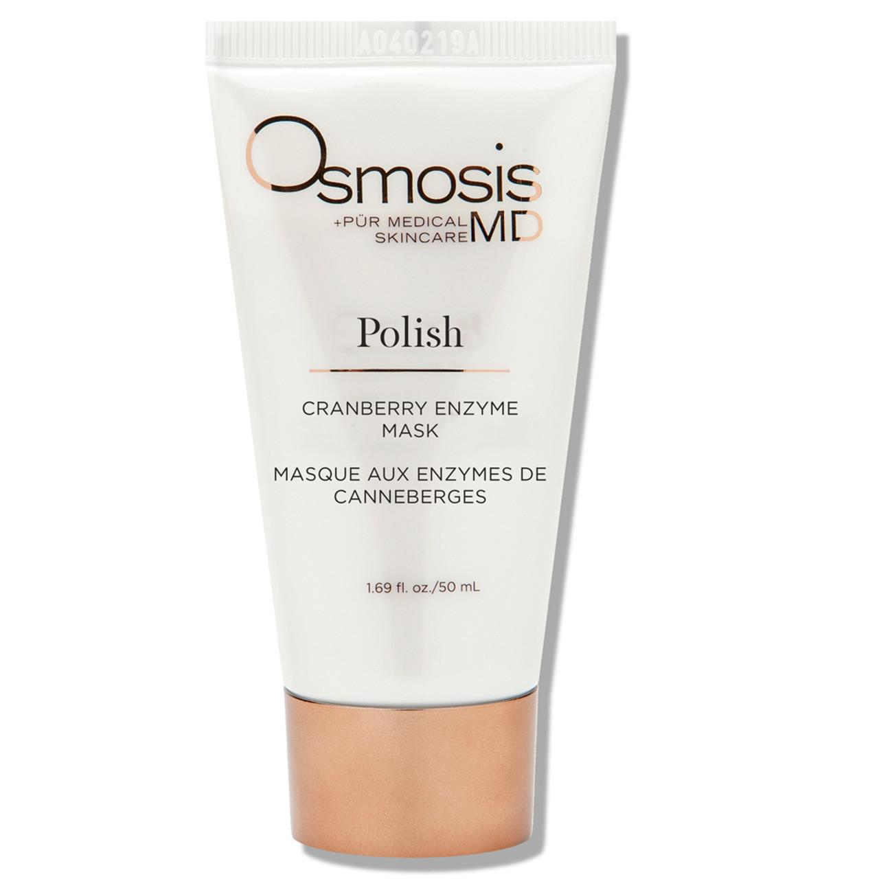 Osmosis +Skincare MD Polish - Cranberry Enzyme Mask BeautifiedYou.com
