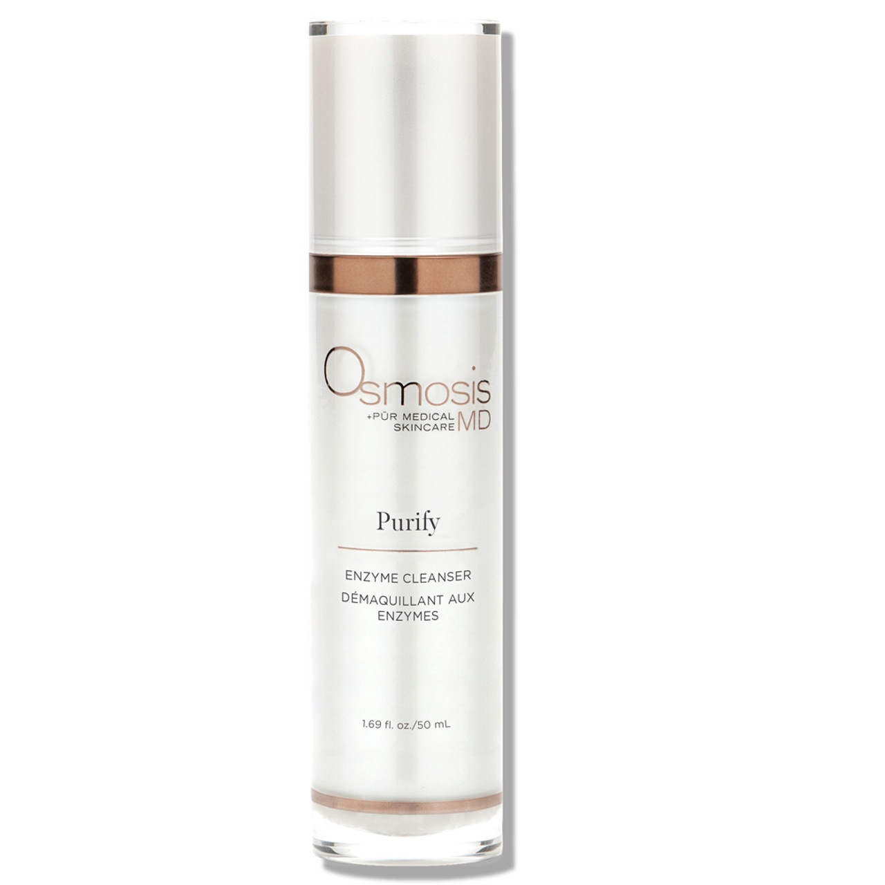 Osmosis +Skincare MD Purify - Enzyme Cleanser BeautifiedYou.com