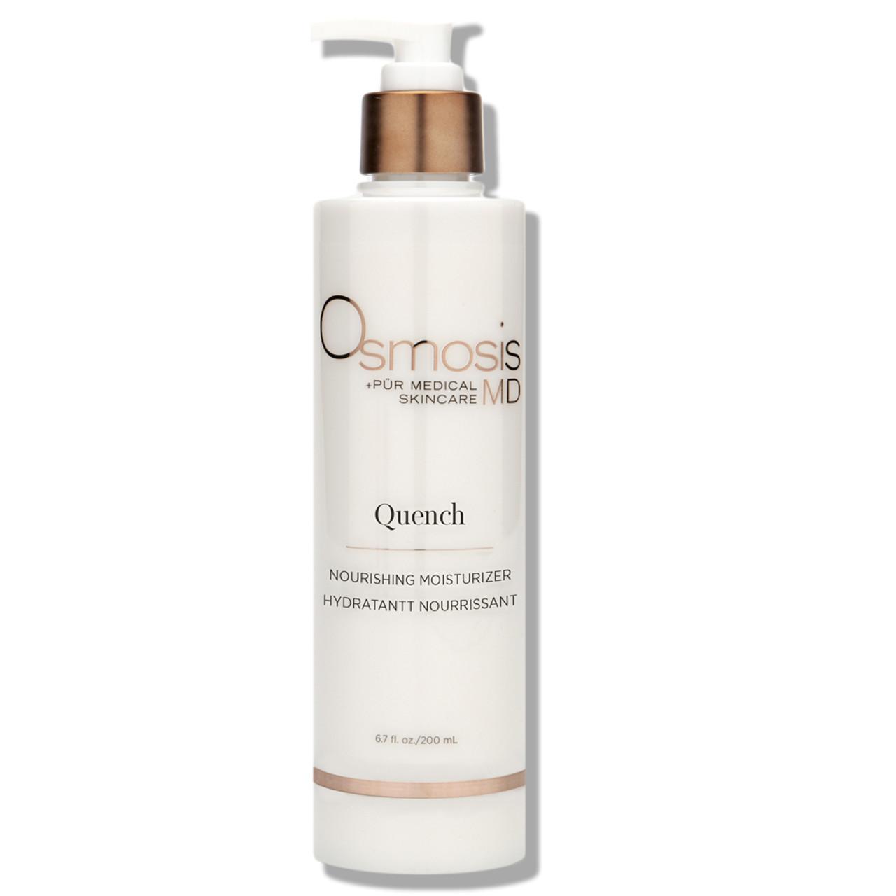 Osmosis +Skincare MD Quench - Nourishing Moisturizer BeautifiedYou.com
