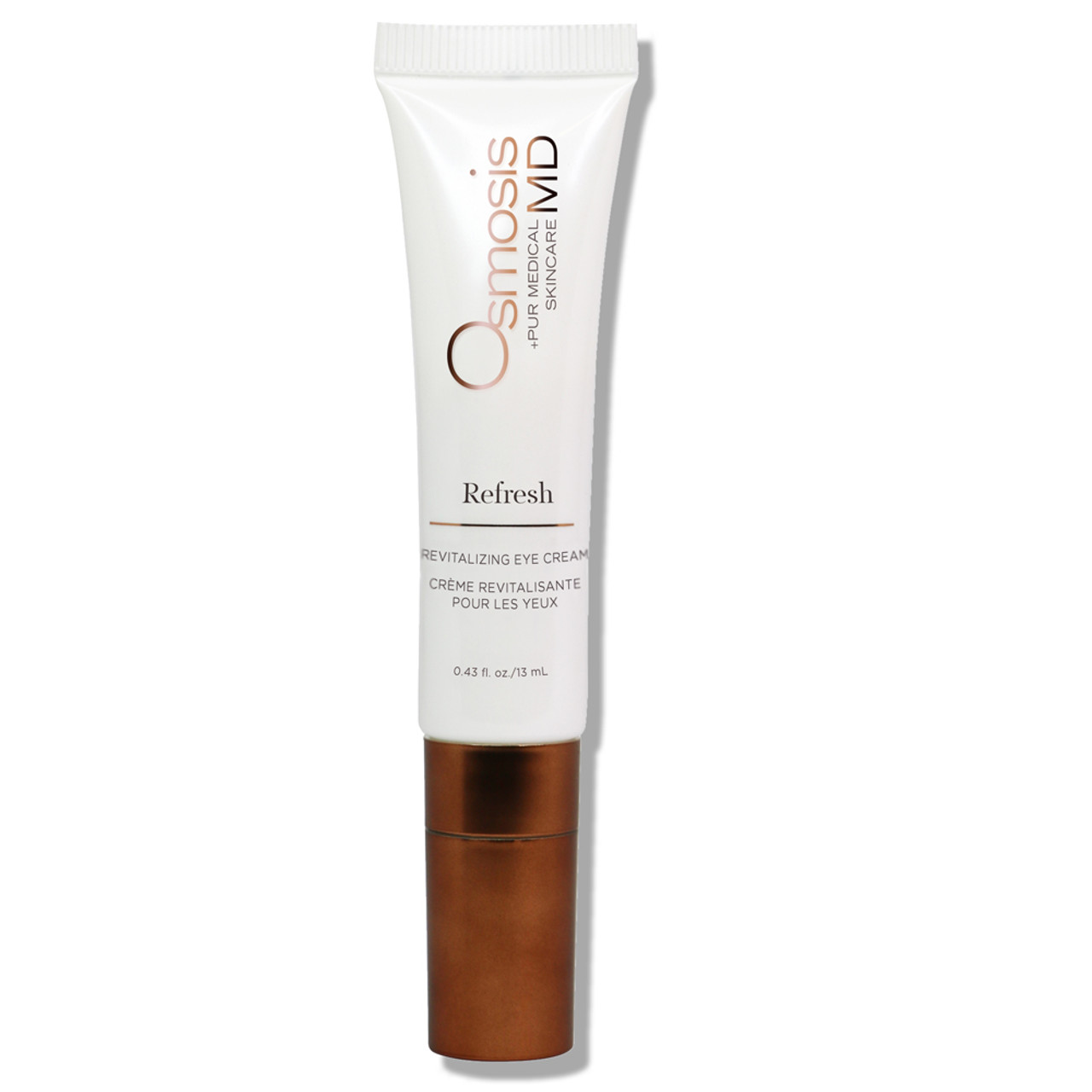 Osmosis +Skincare MD Refresh - Revitalizing Eye Cream BeautifiedYou.com