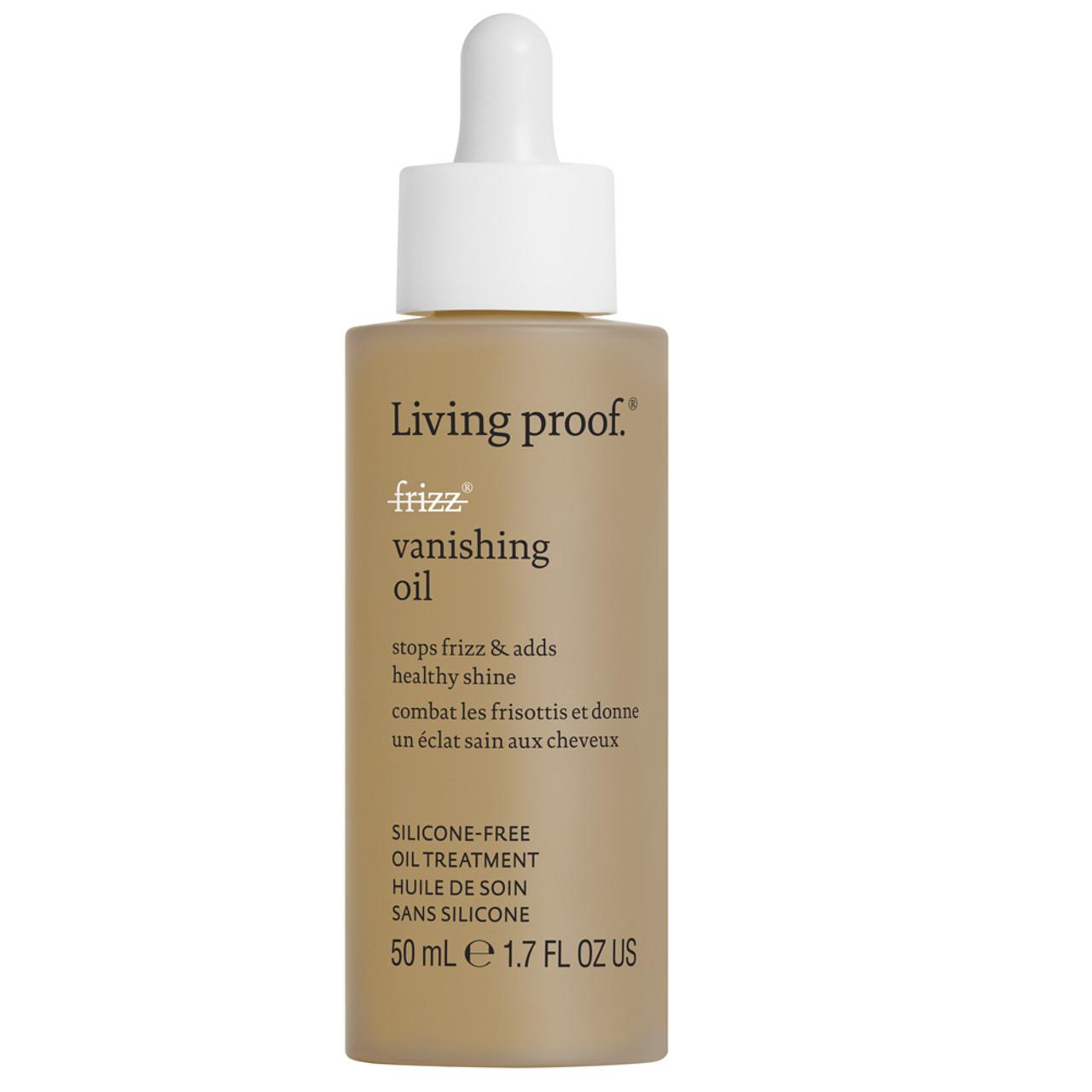 Living Proof No Frizz Vanishing Oil BeautifiedYou.com