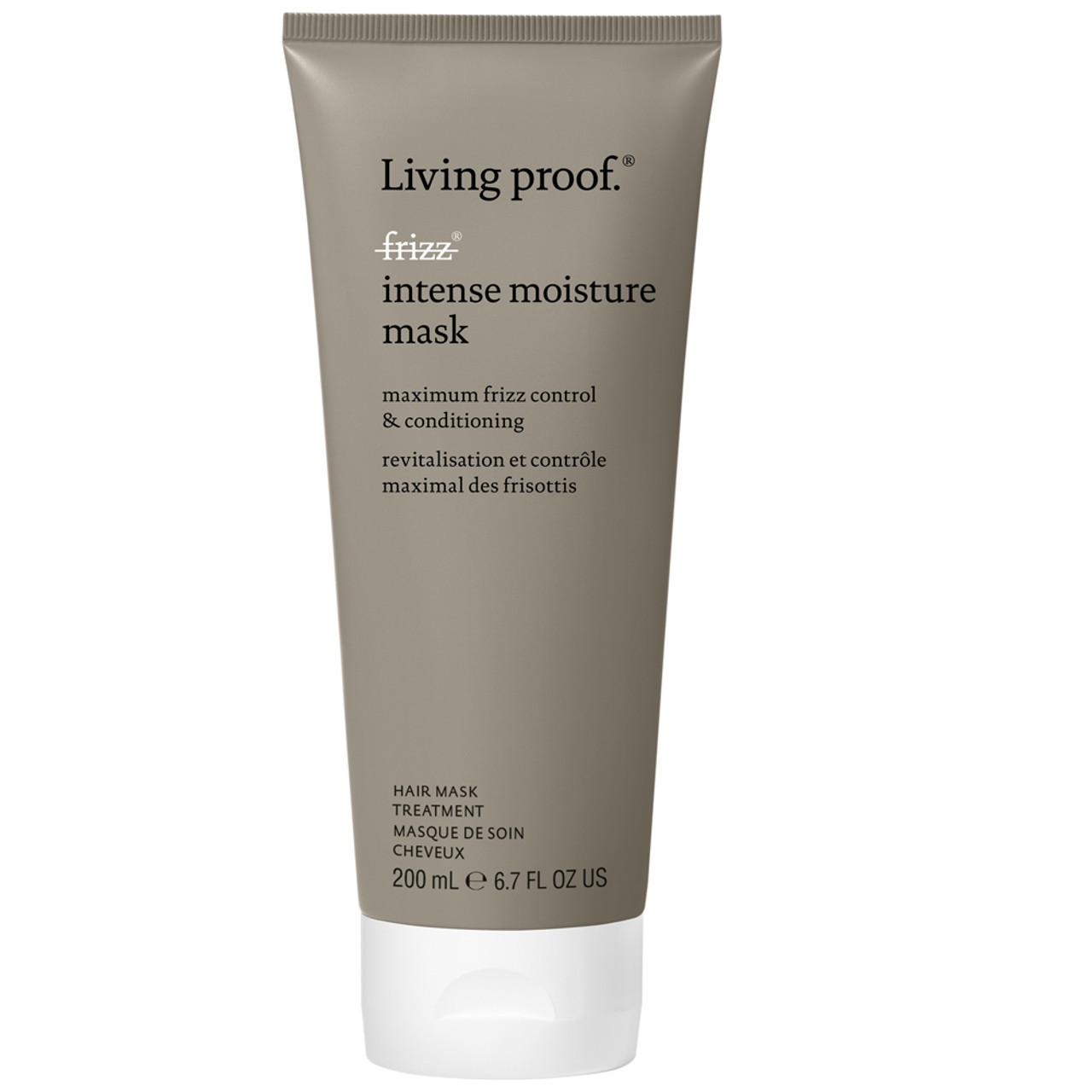 Living Proof No Frizz Intense Moisture Mask BeautifiedYou.com